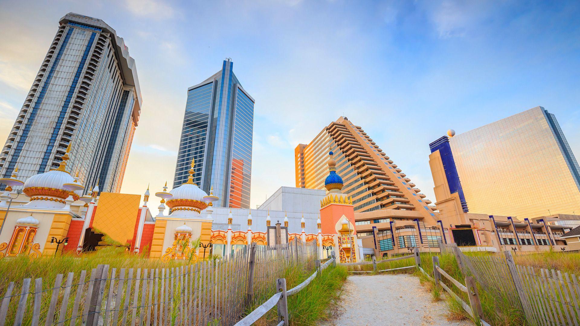 Washington D.C., Philadelphie et Atlantic City