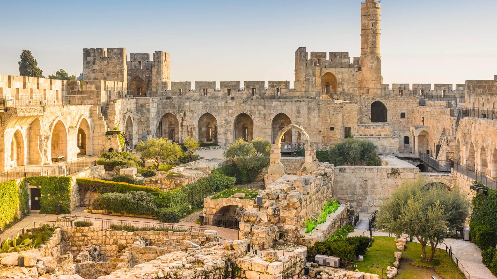 Israël et Jordanie