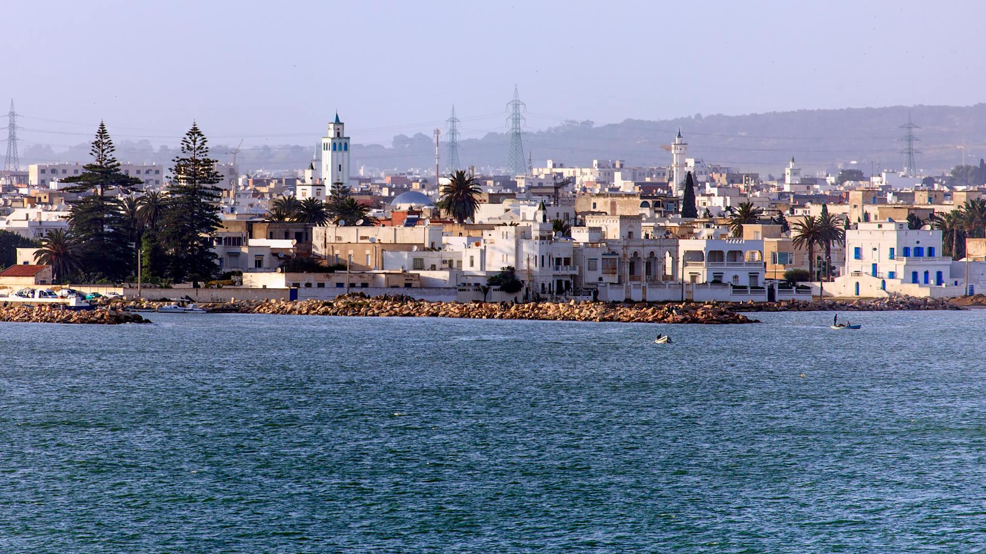 Tunisie, entre mer et désert