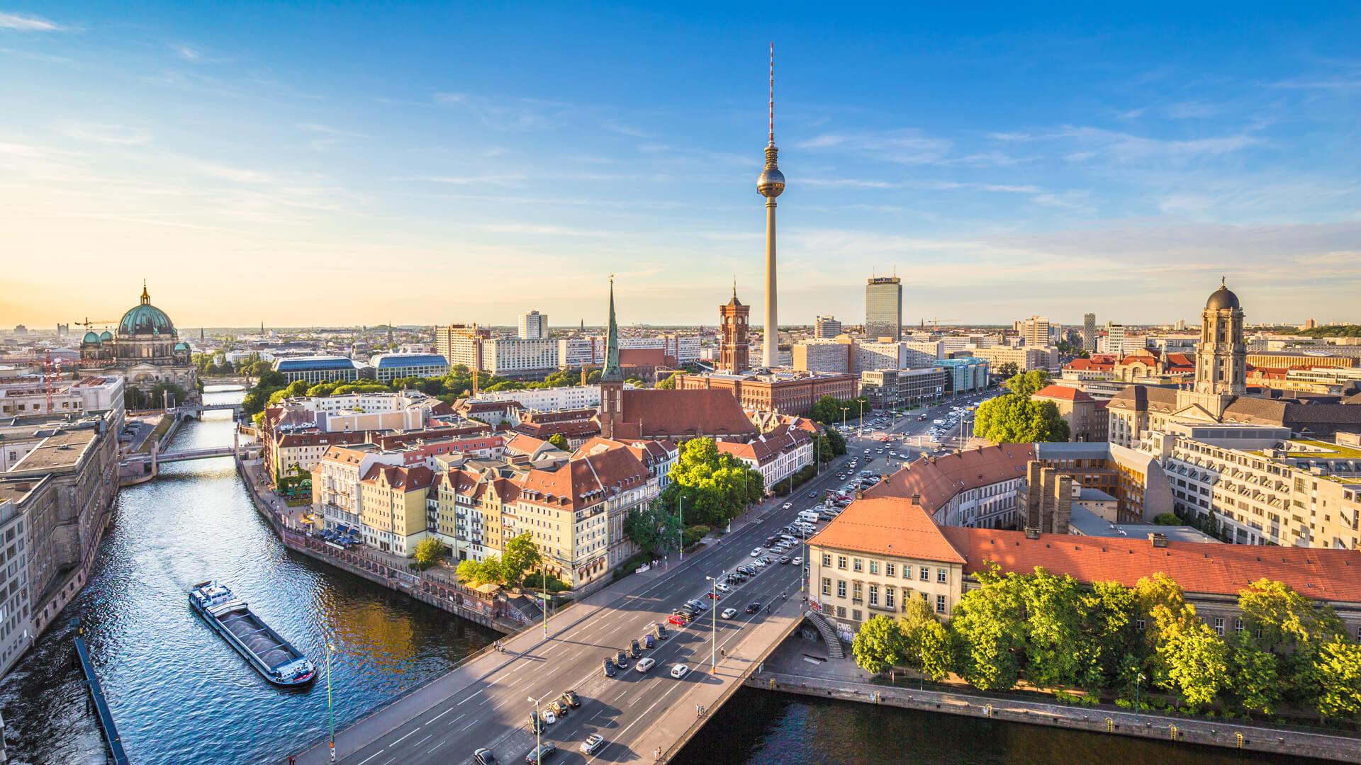Croisière de Berlin à Copenhague
