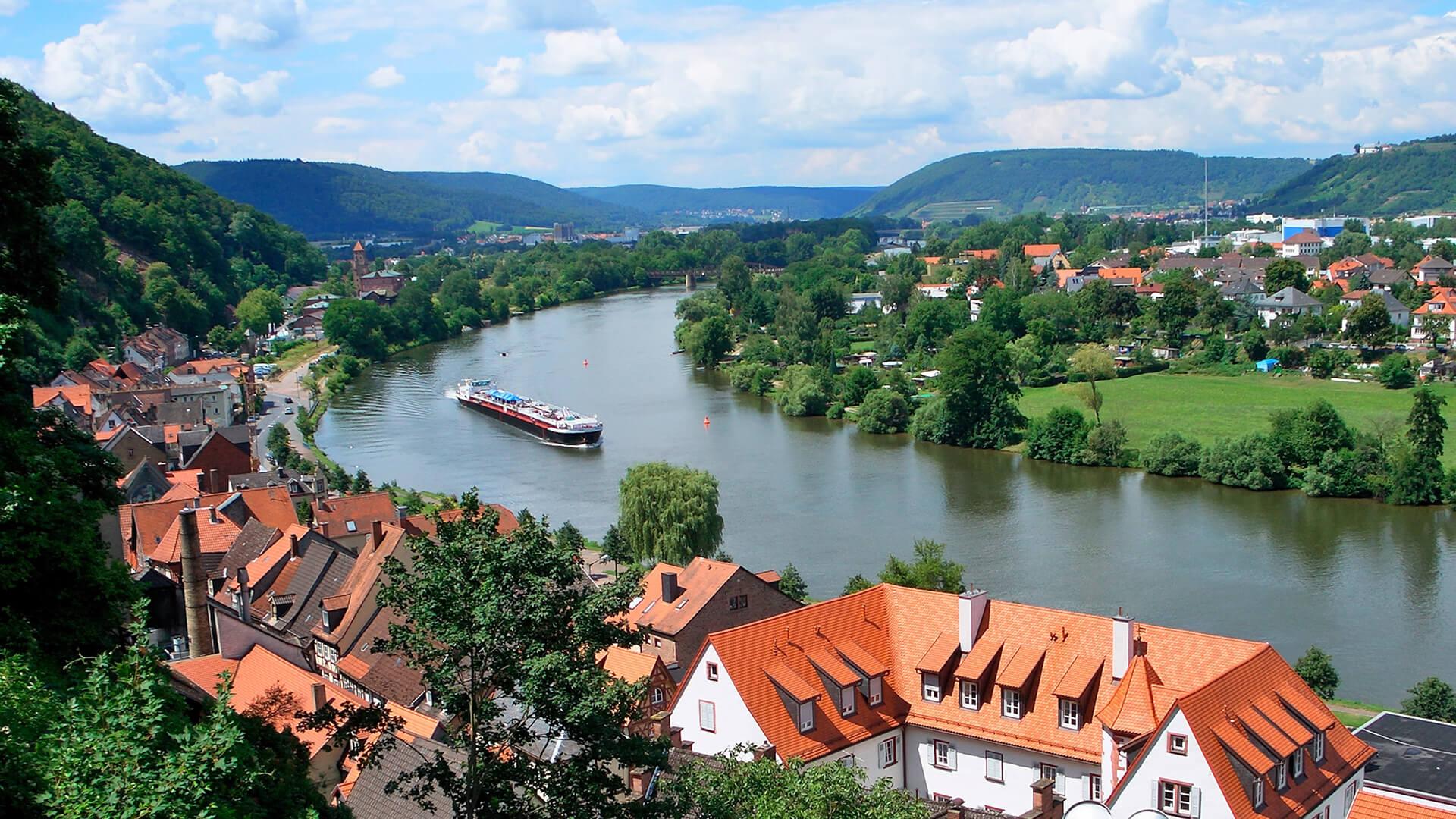 Croisière du Danube au Rhin