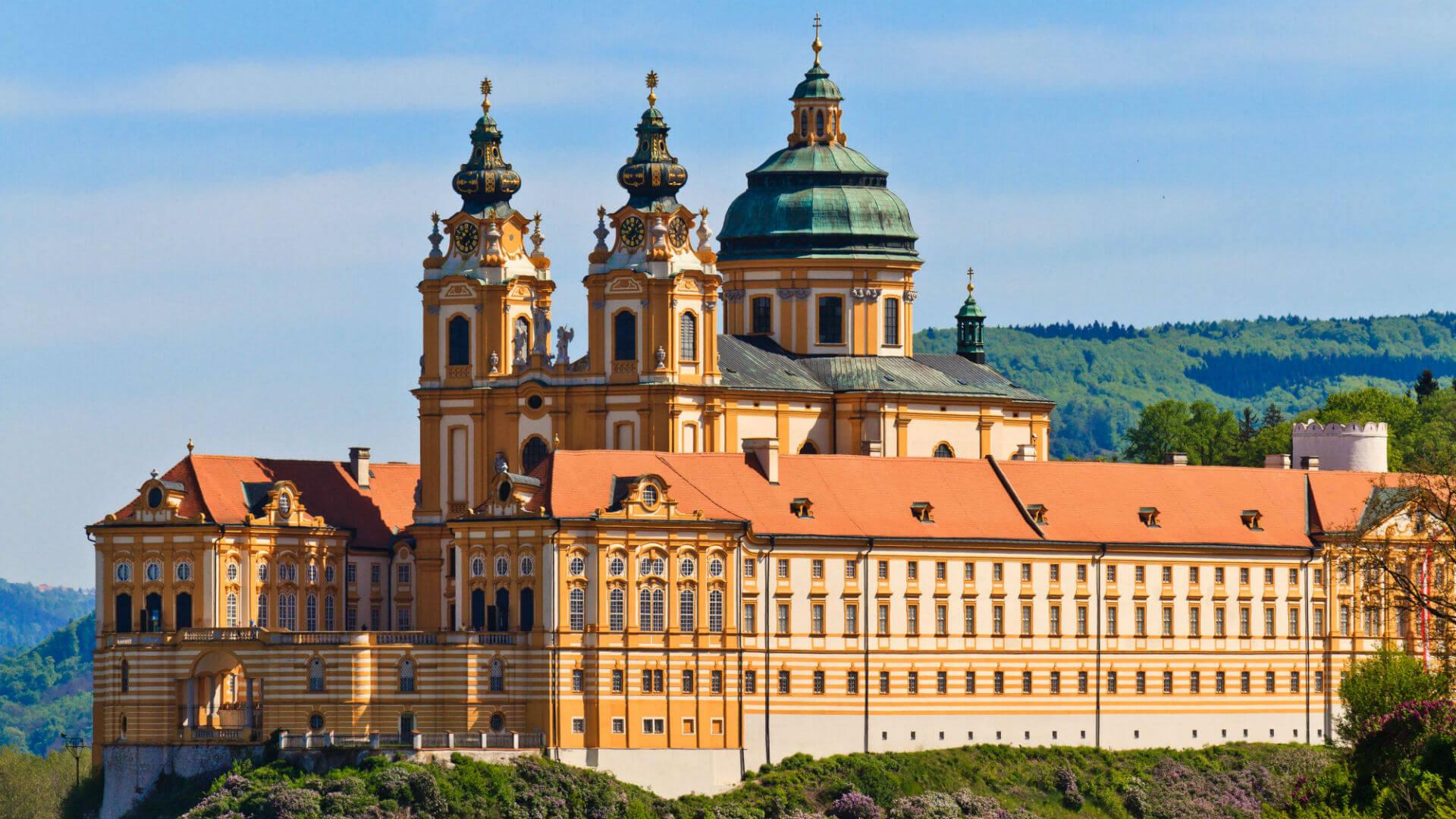 Croisière de la mer Noire au Danube