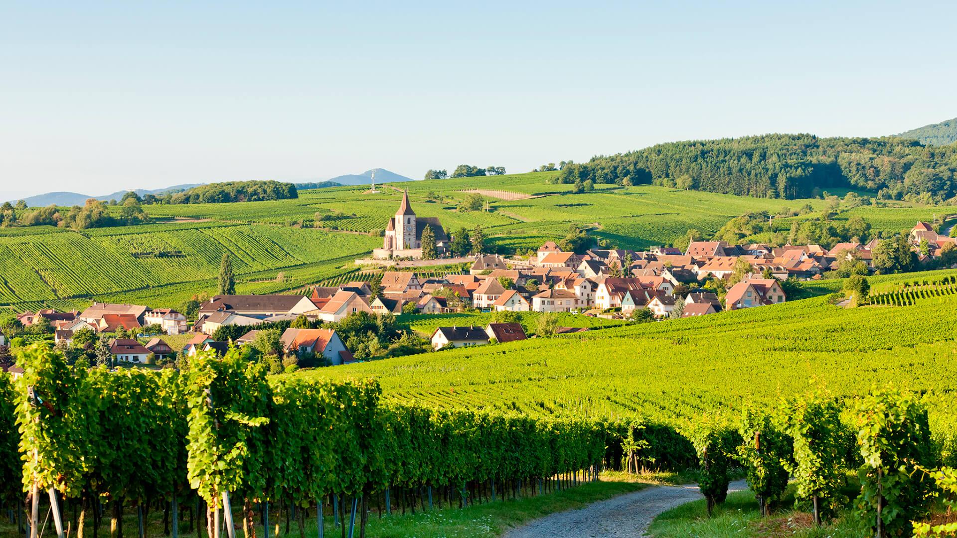 Charmants villages de France