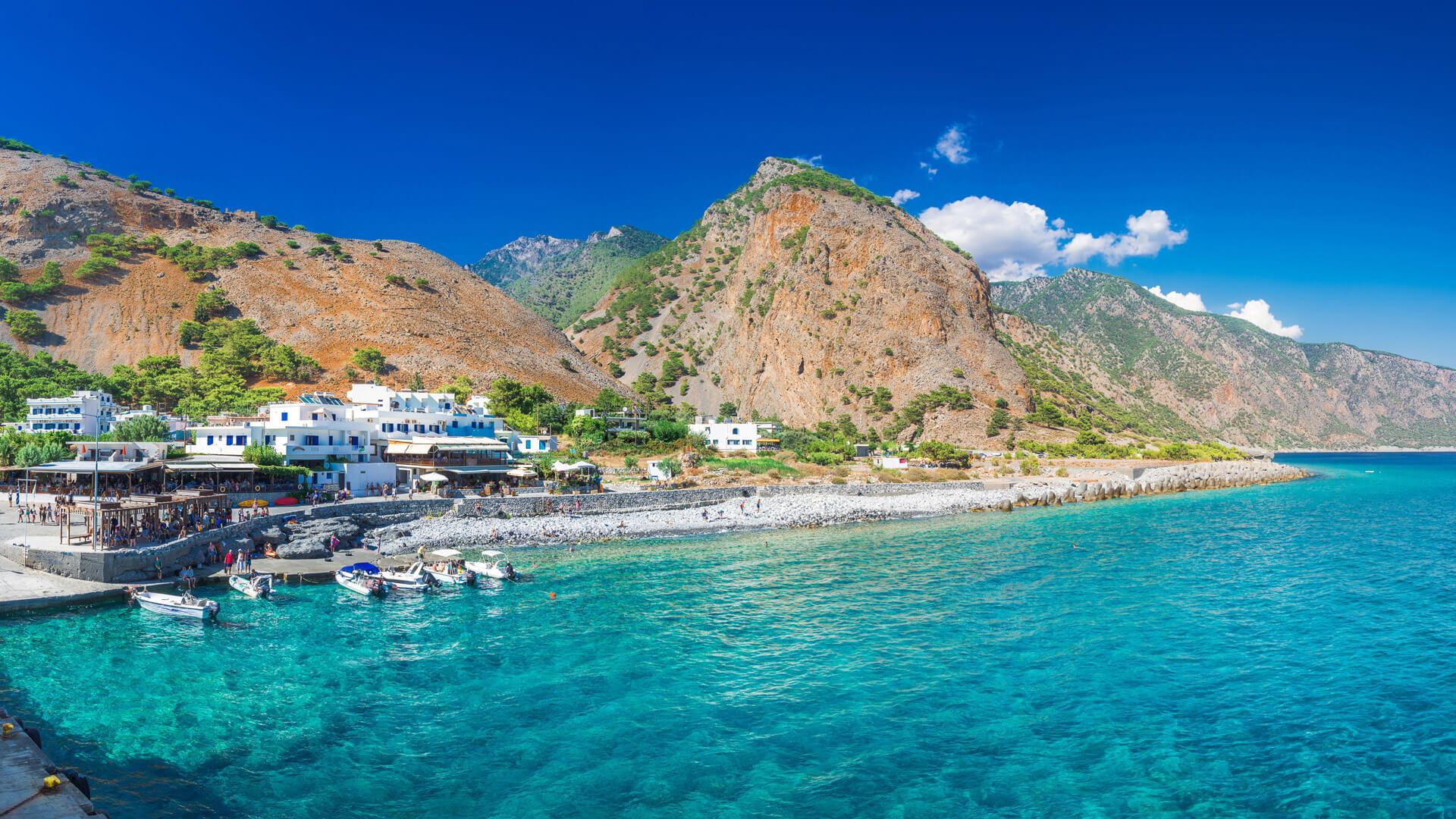 Découvertes et saveurs de la Crète