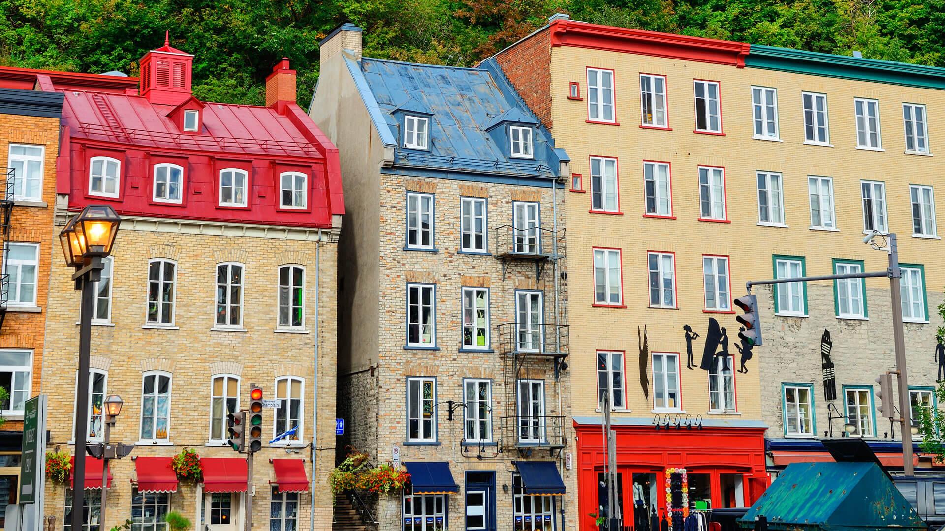 Québec, Charlevoix et Tadoussac