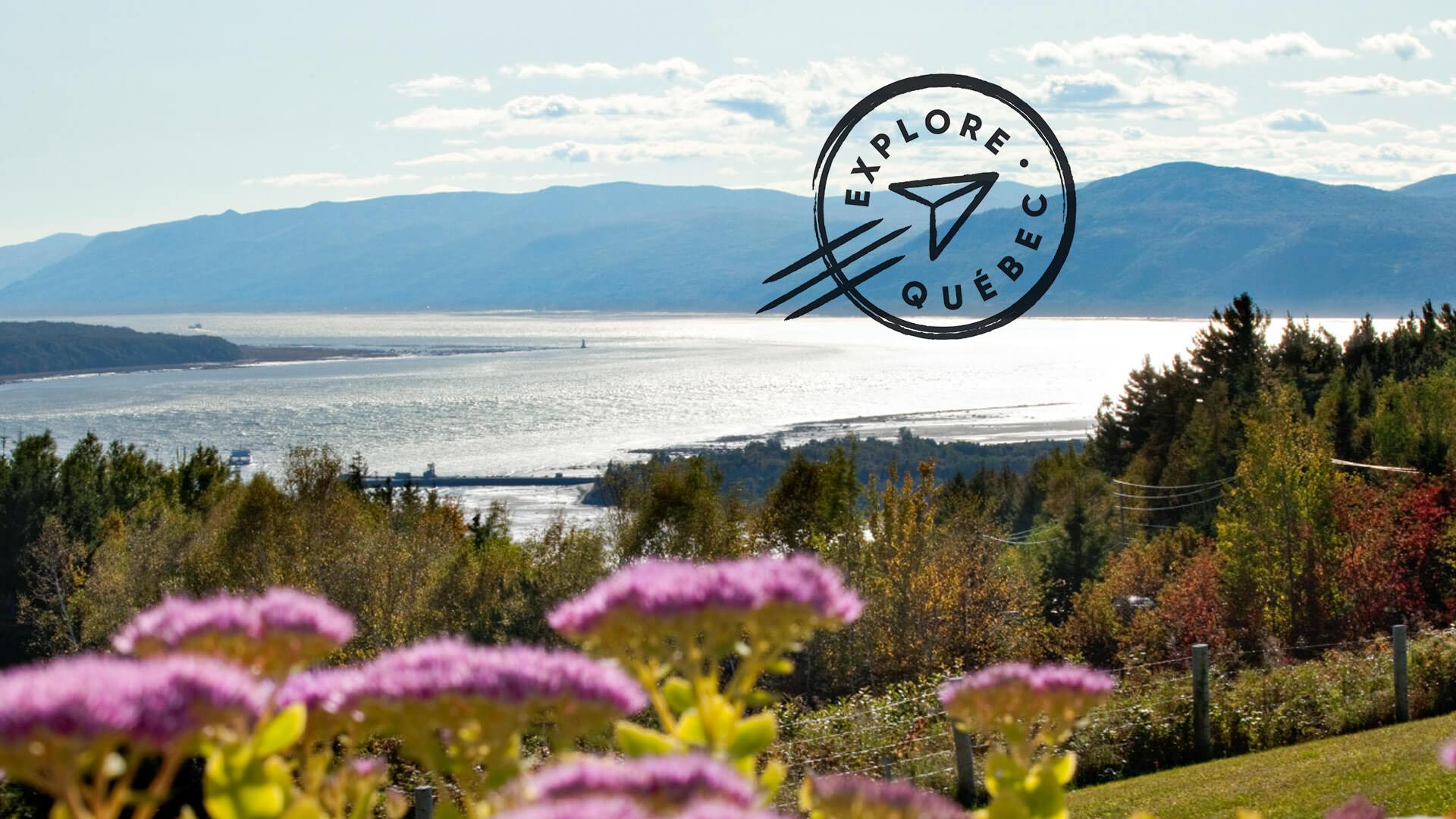 De Saguenay à Charlevoix, entre fjord, montagnes et lacs