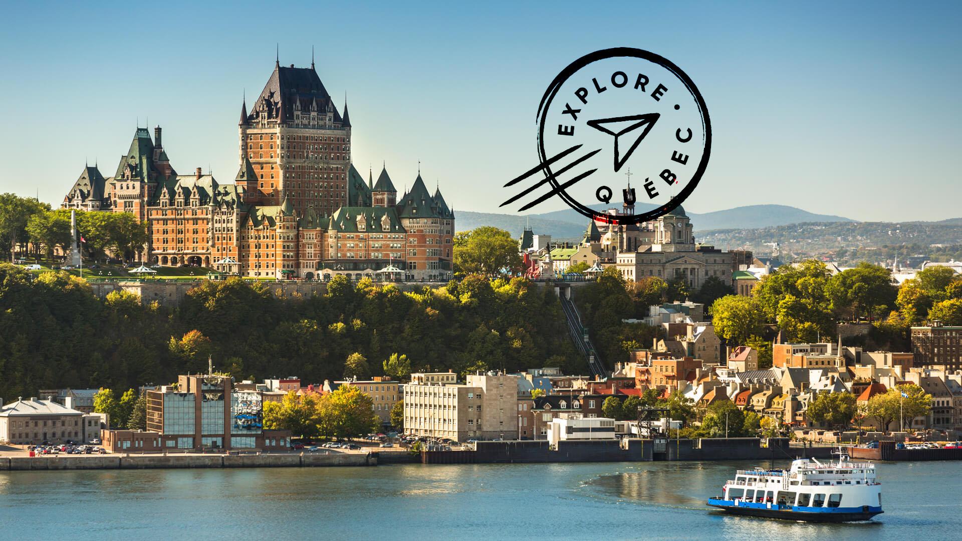 Québec, Charlevoix et Tadoussac - Traitement VIP