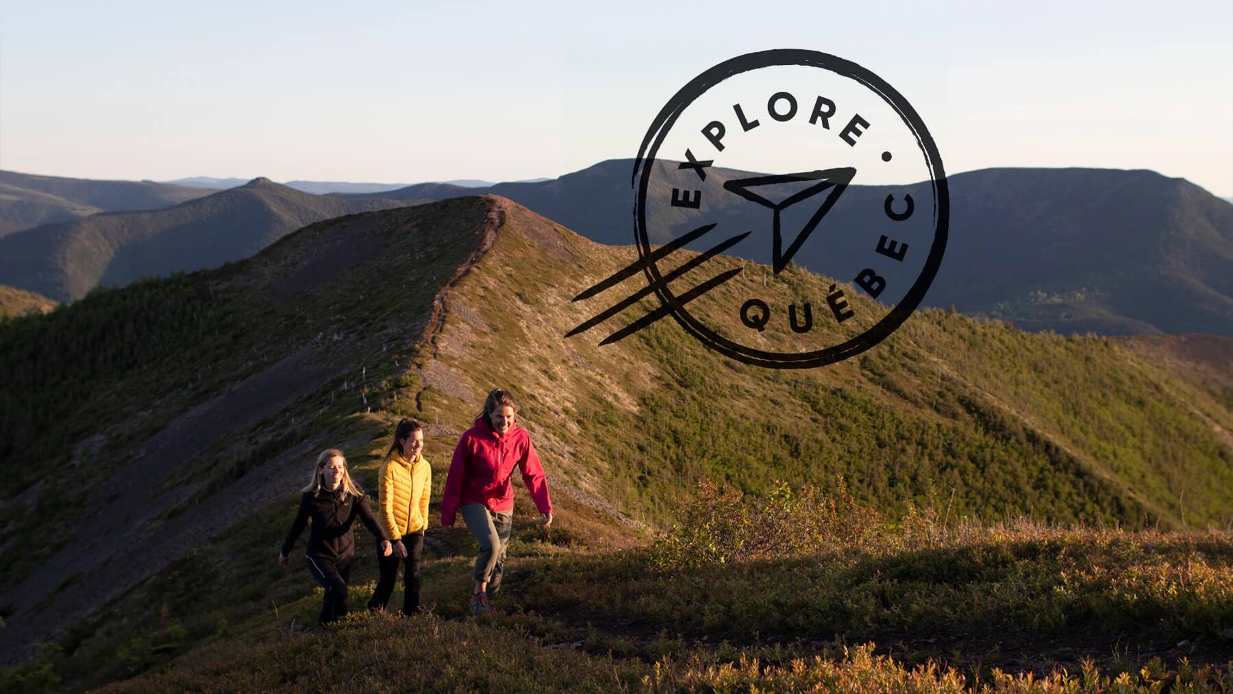Randonnée au parc national de la Gaspésie - 4 jours