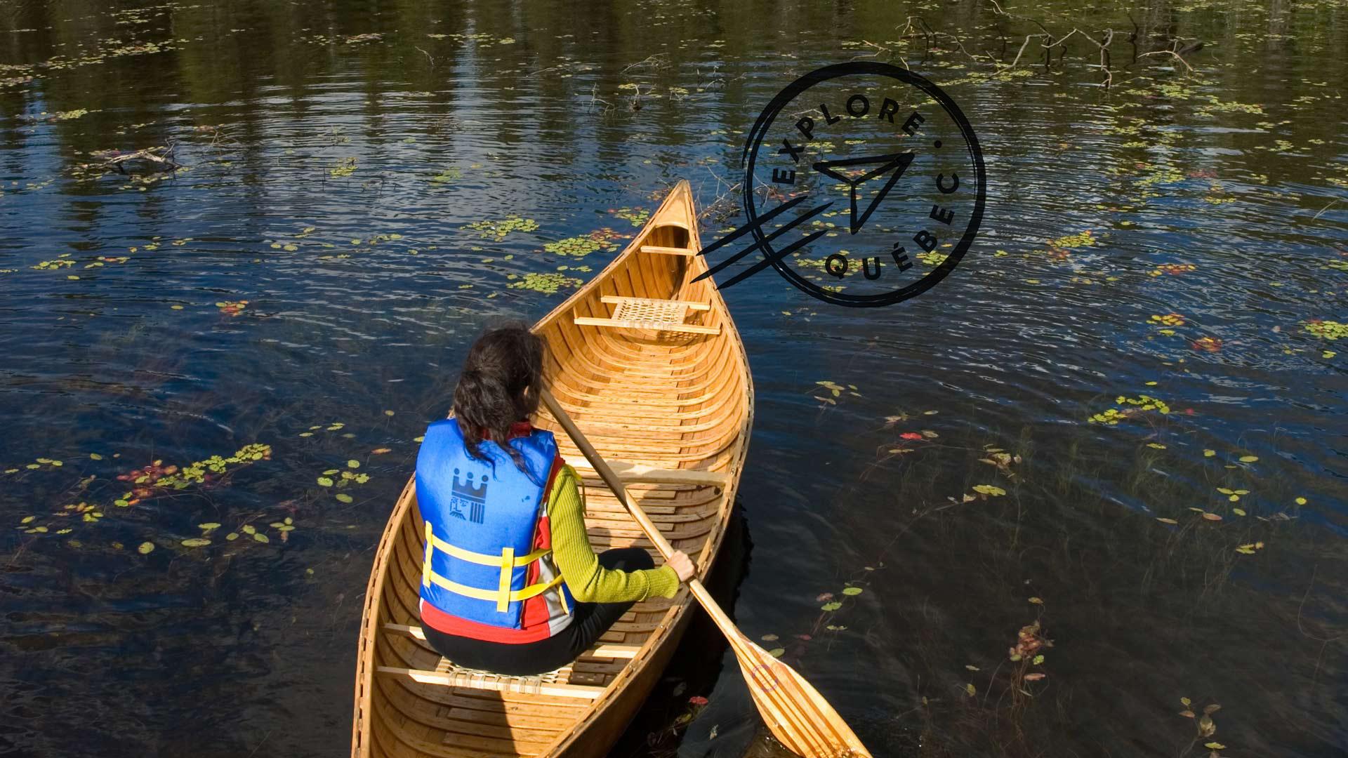 Séjour nature en Haute-Mauricie: la Seigneurie du Triton