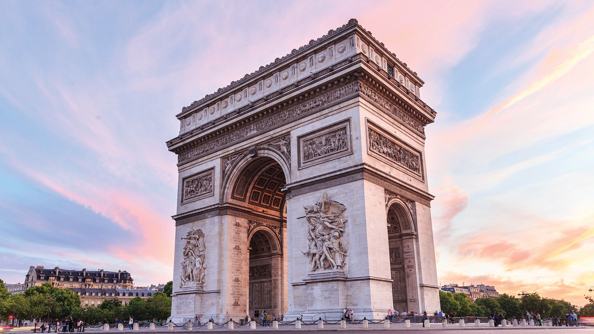 Paris et Londres