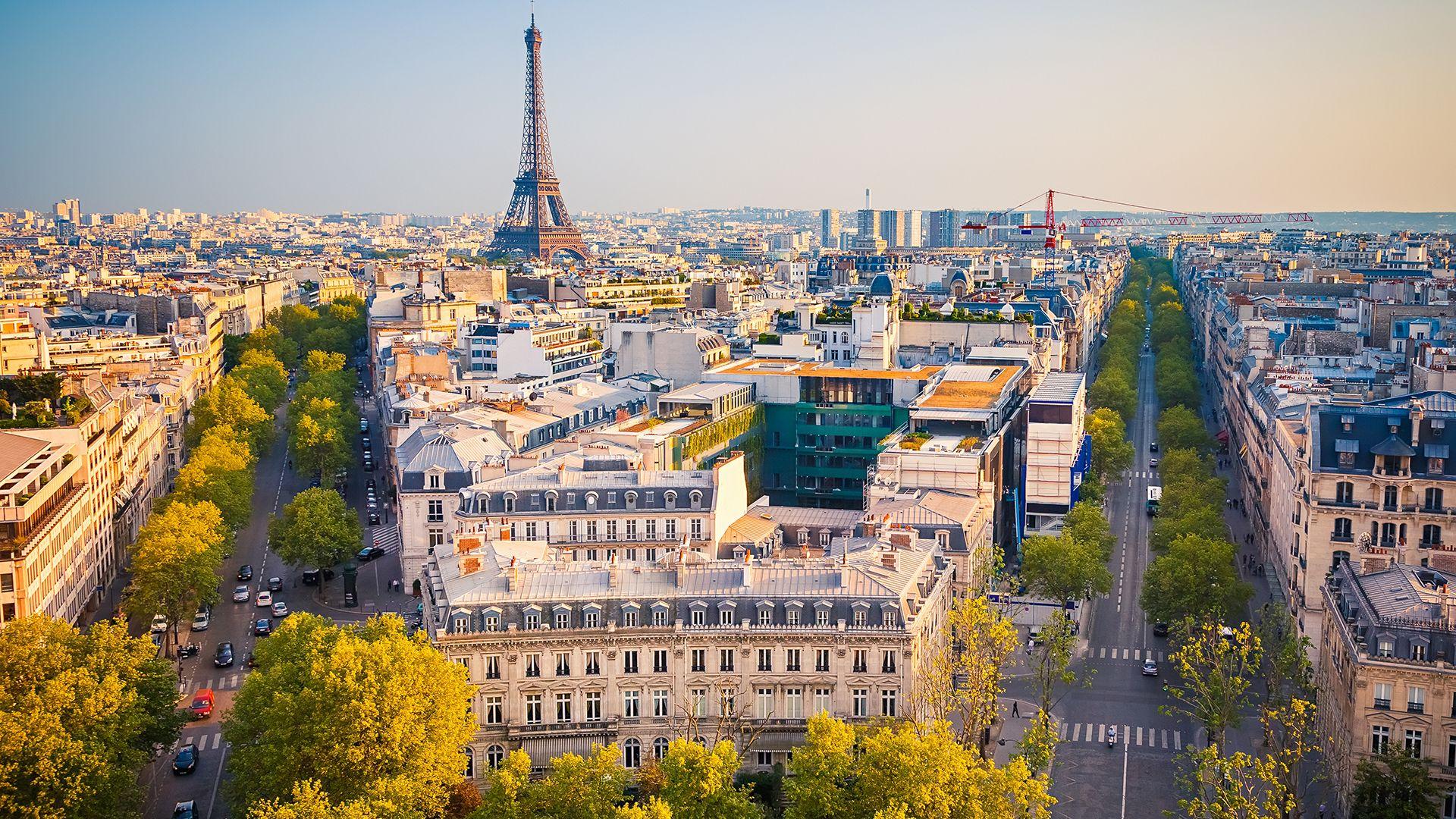 Paris et France de l