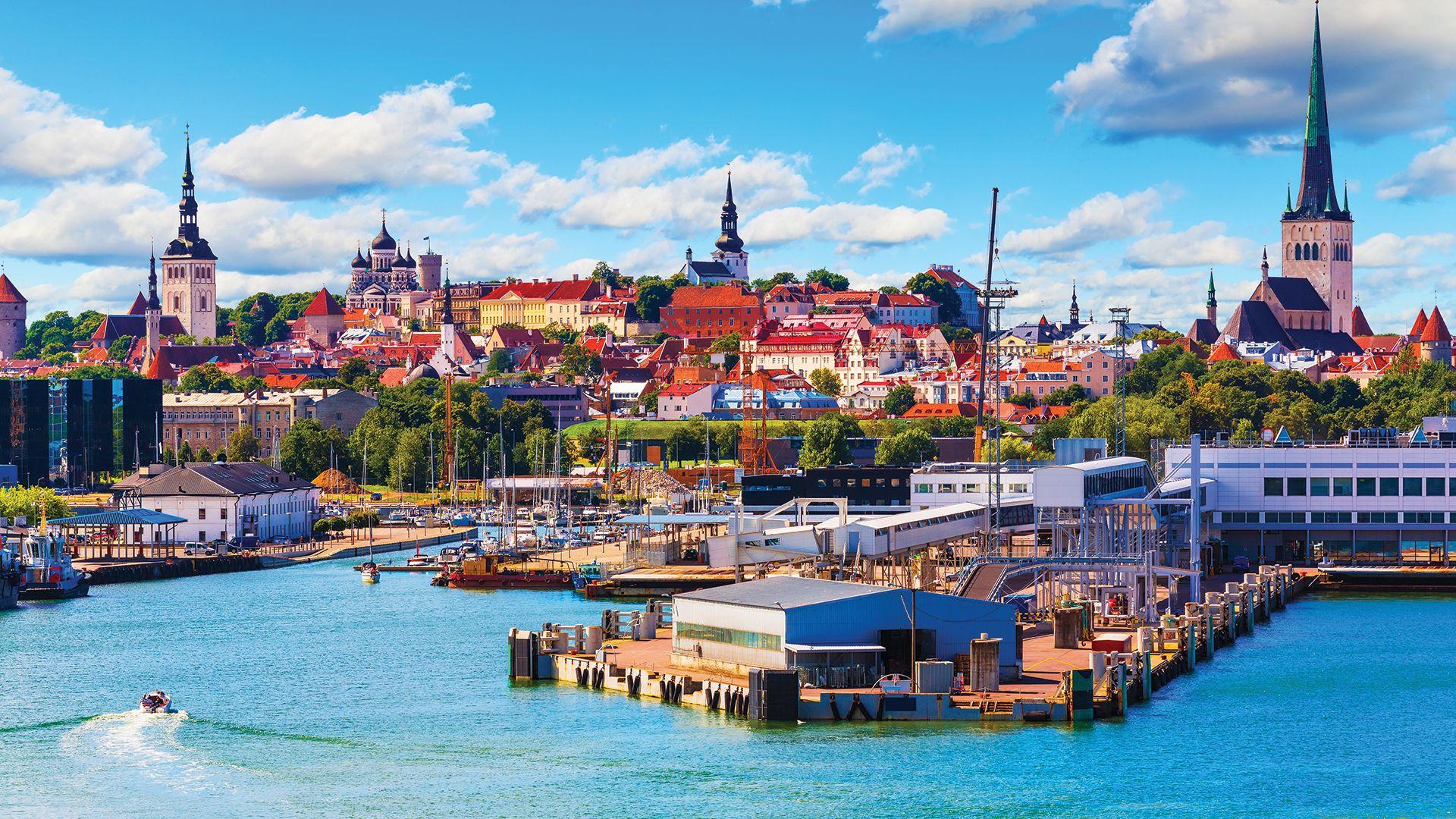 Lituanie, Lettonie et Estonie