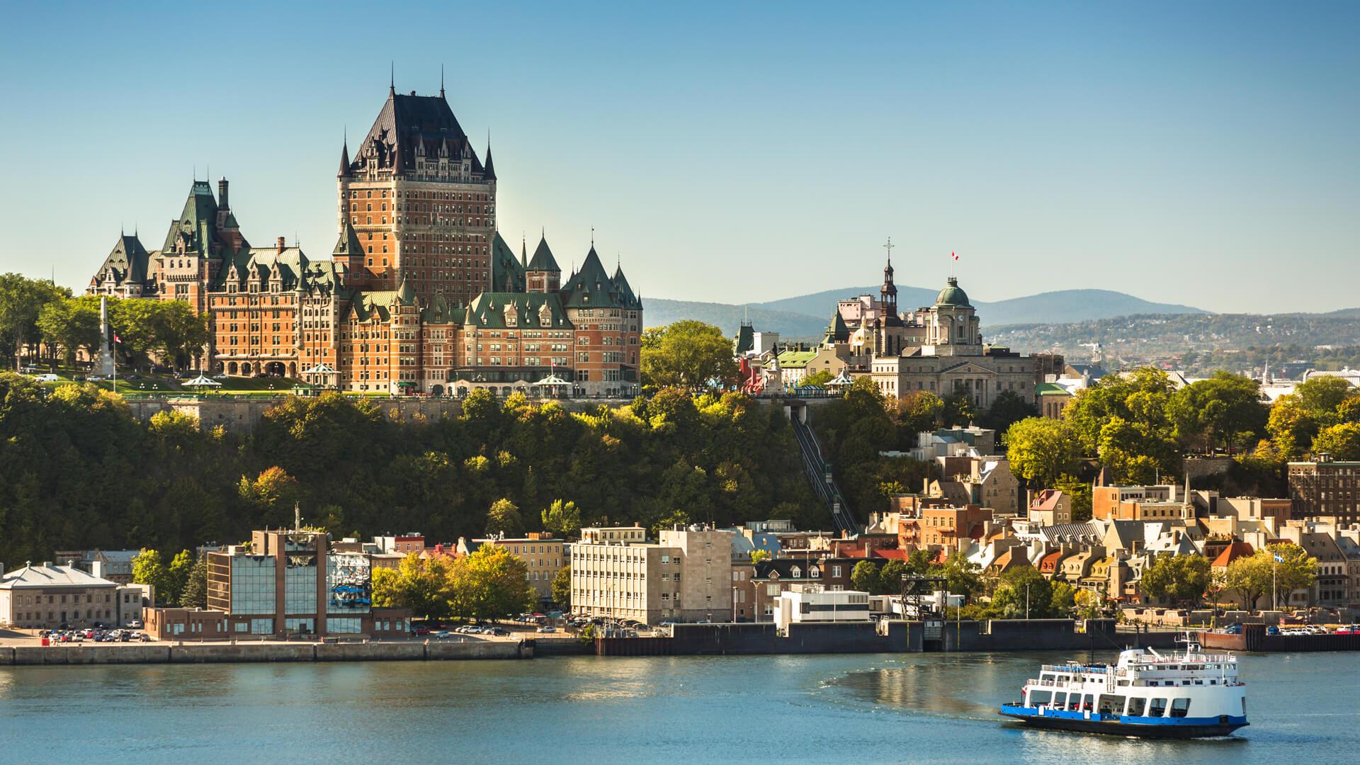 Virée à Québec en liberté