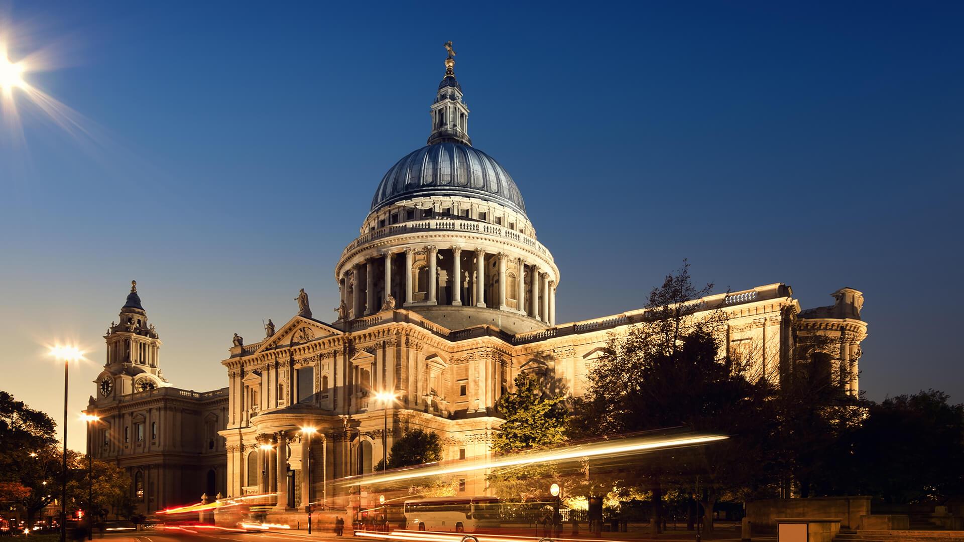 Londres, Oxford et la campagne anglaise