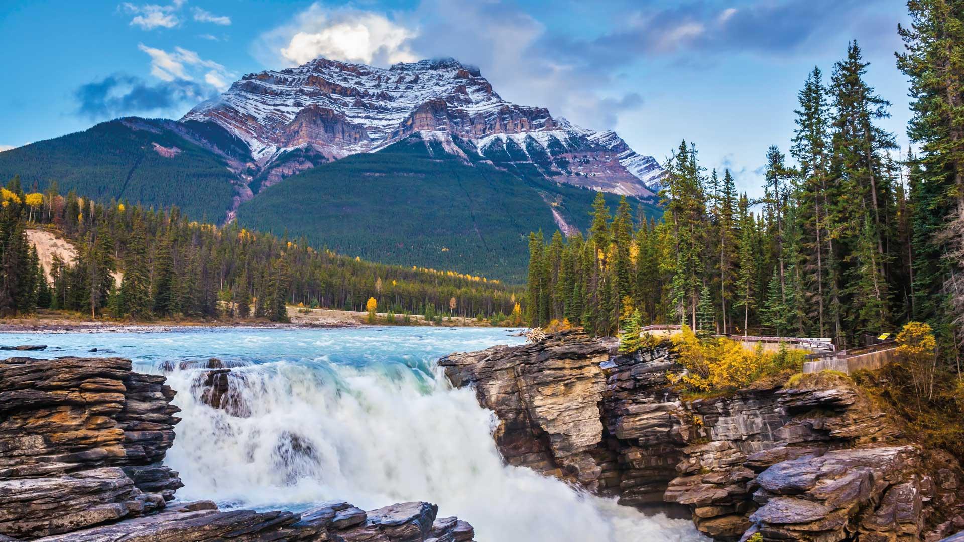 Ouest canadien : La route panoramique incluant le Stampede