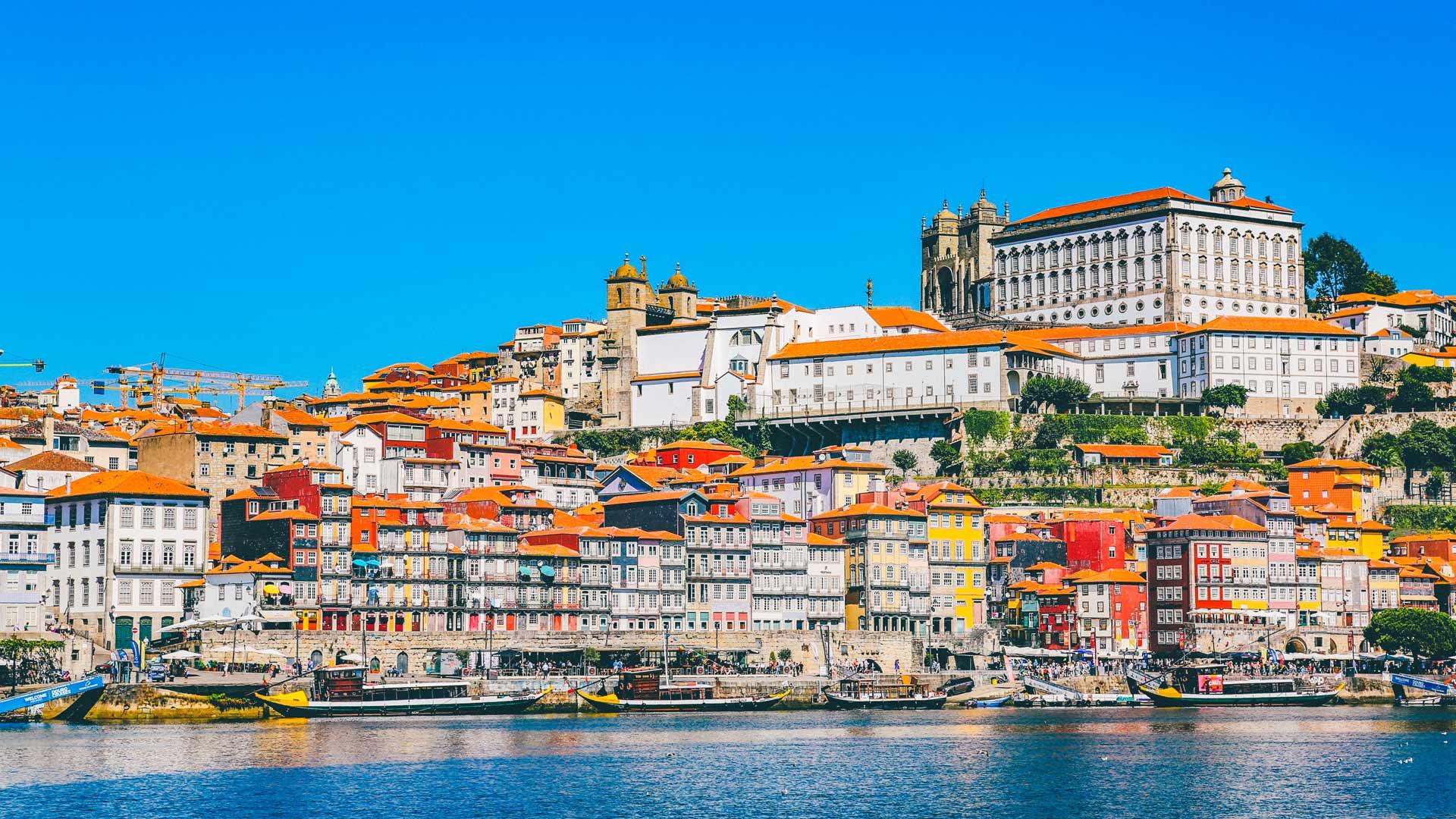 Porto et Lisbonne