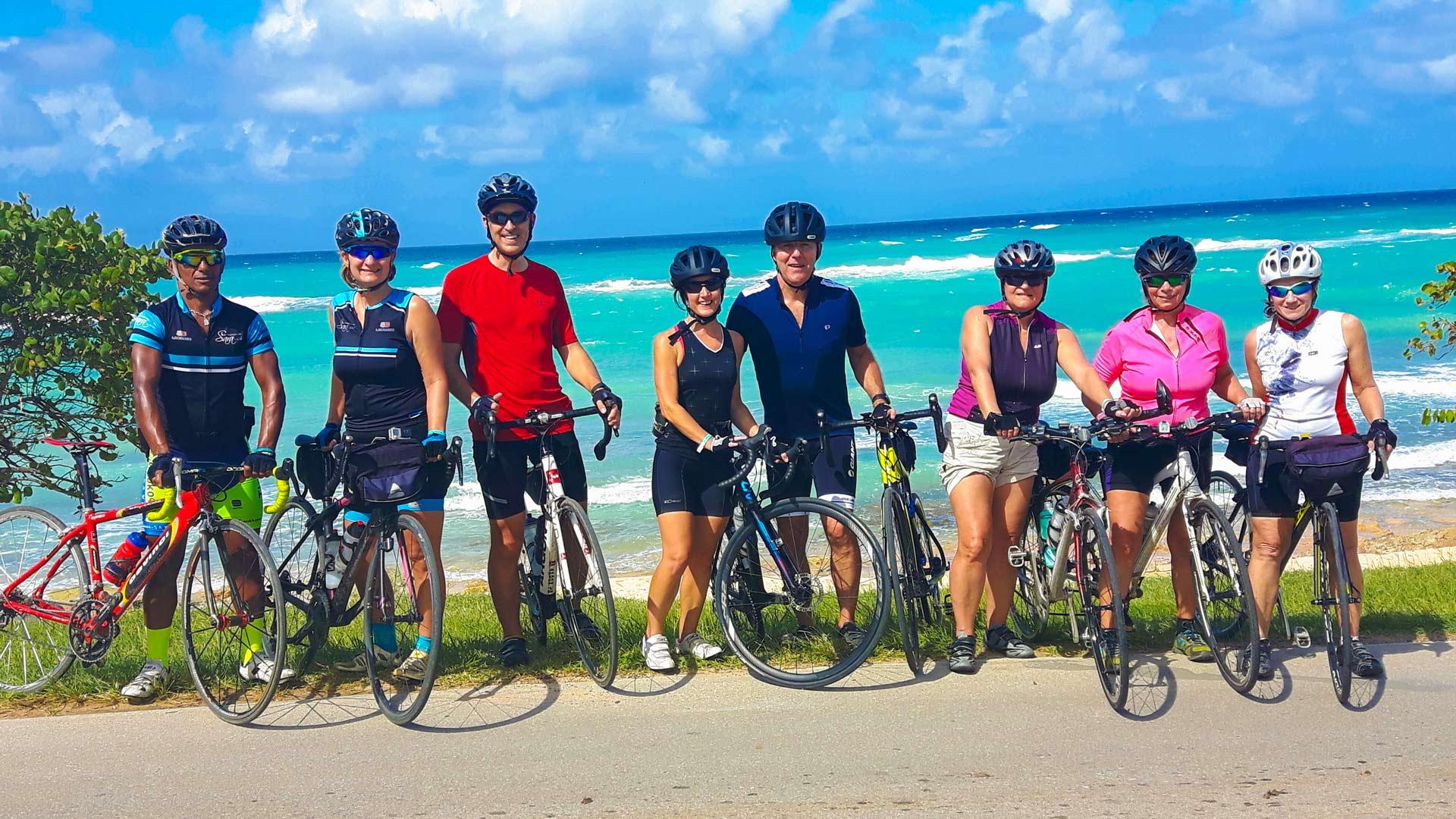 Holguin, Cuba à vélo