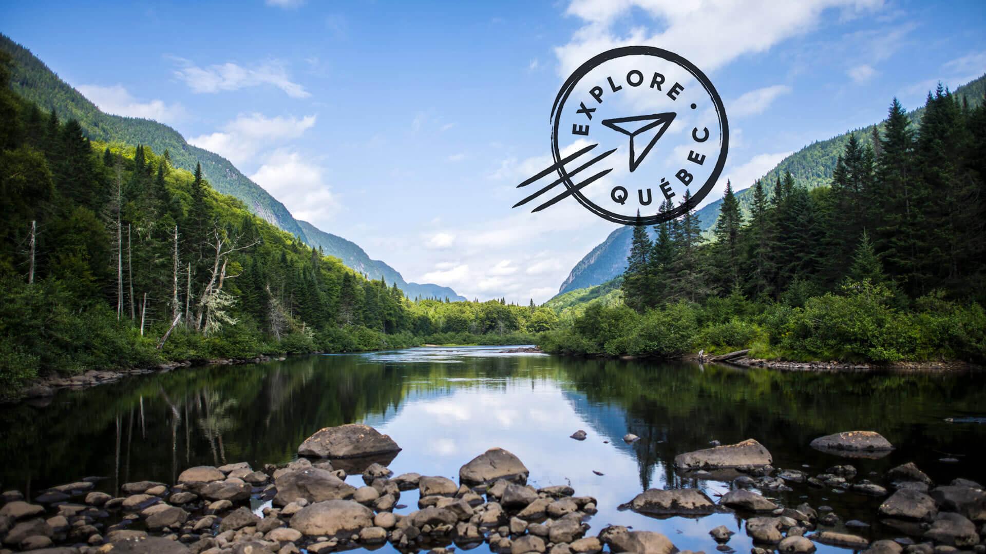 Randonnées dans la région de Québec