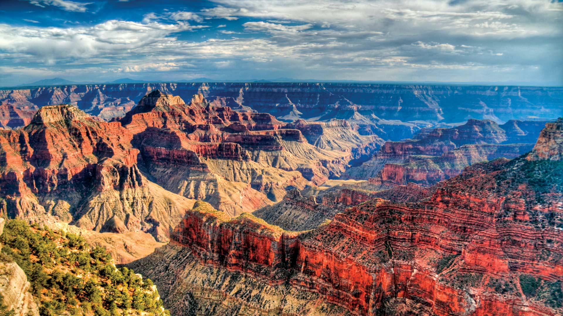 Arizona, Californie et les parcs nationaux