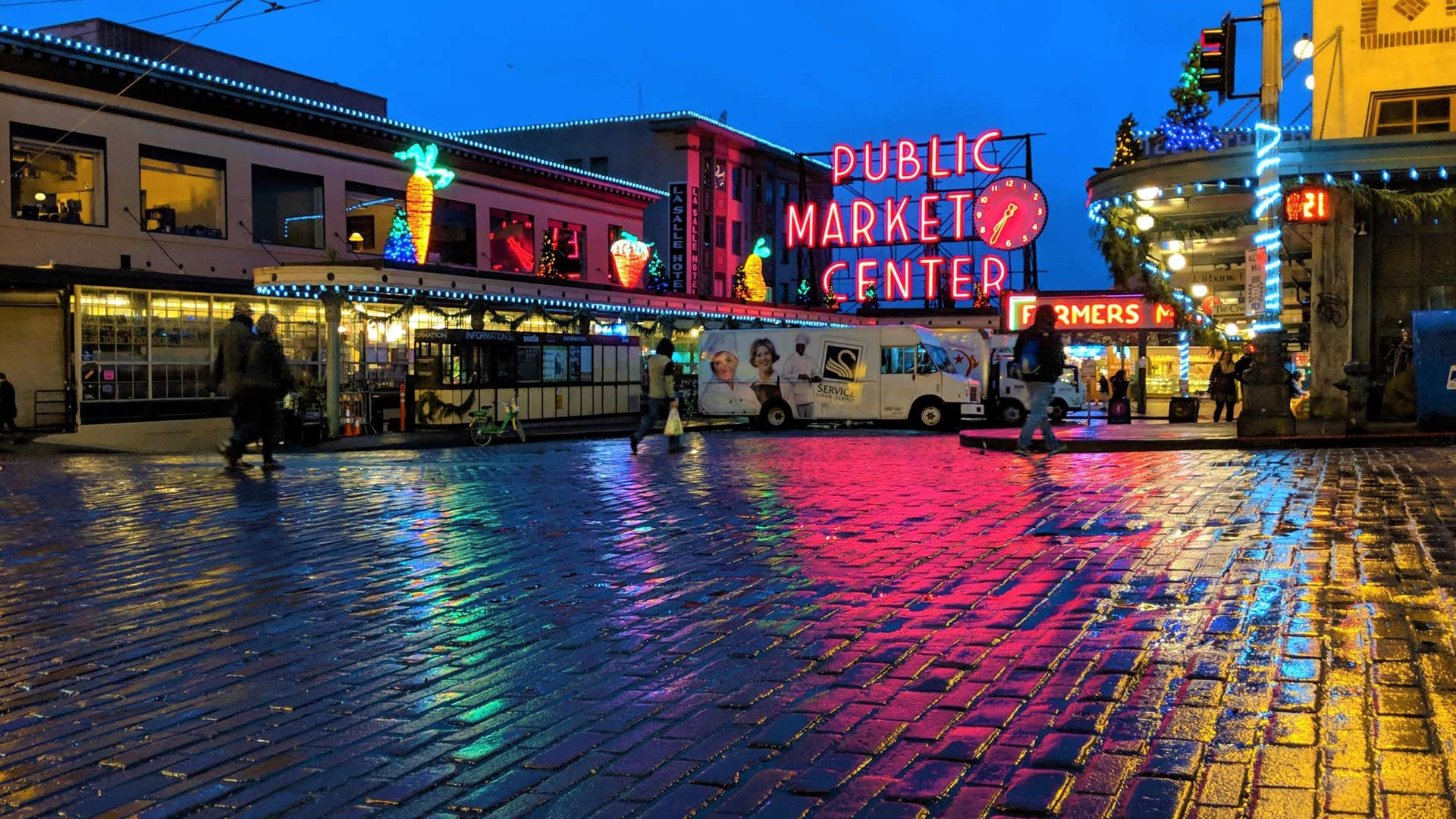 Seattle et Portland