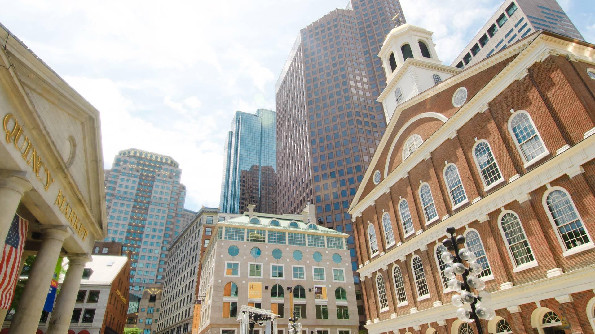 Boston, les châteaux et Cape Cod