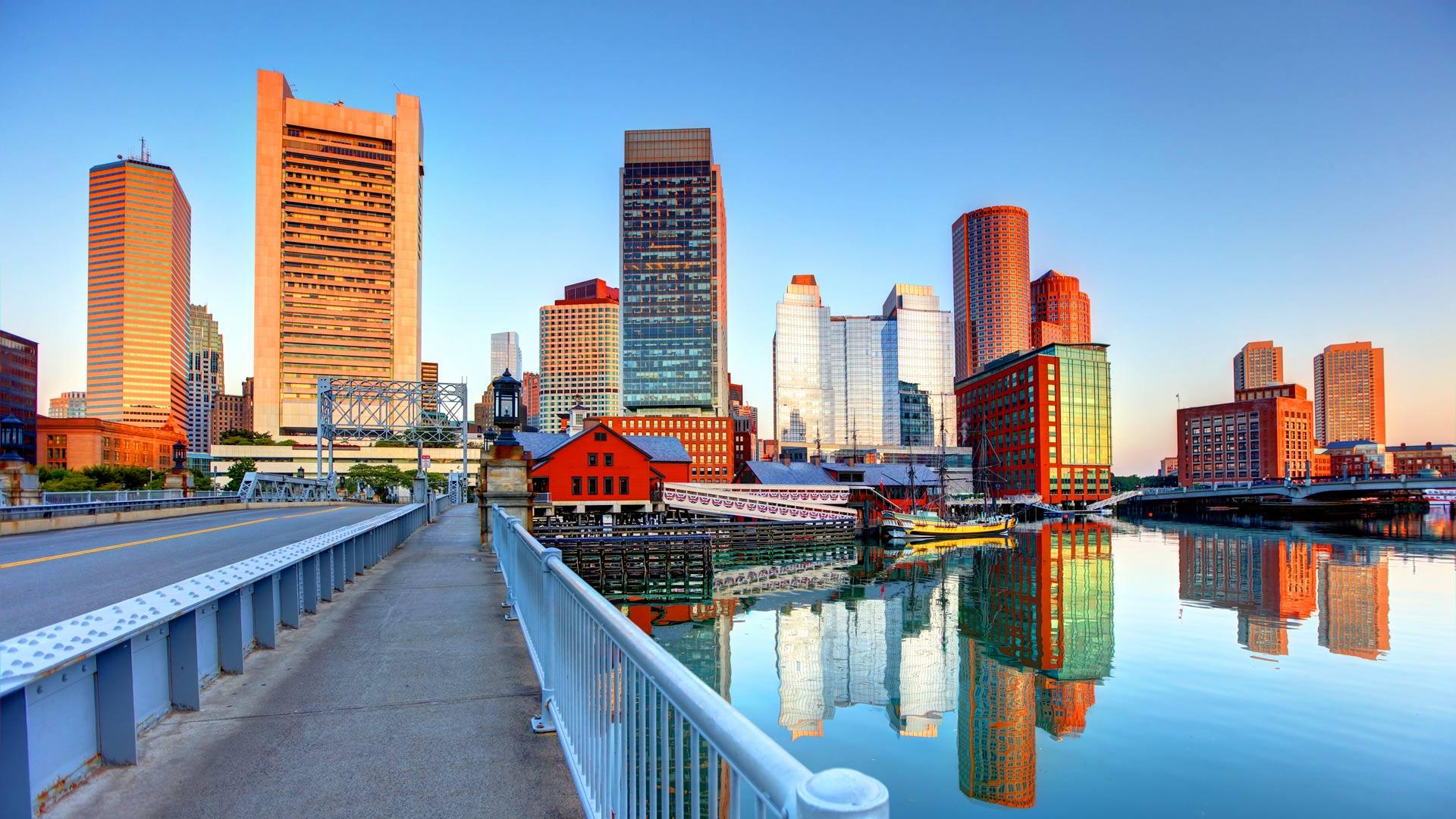 Escapade urbaine à Boston