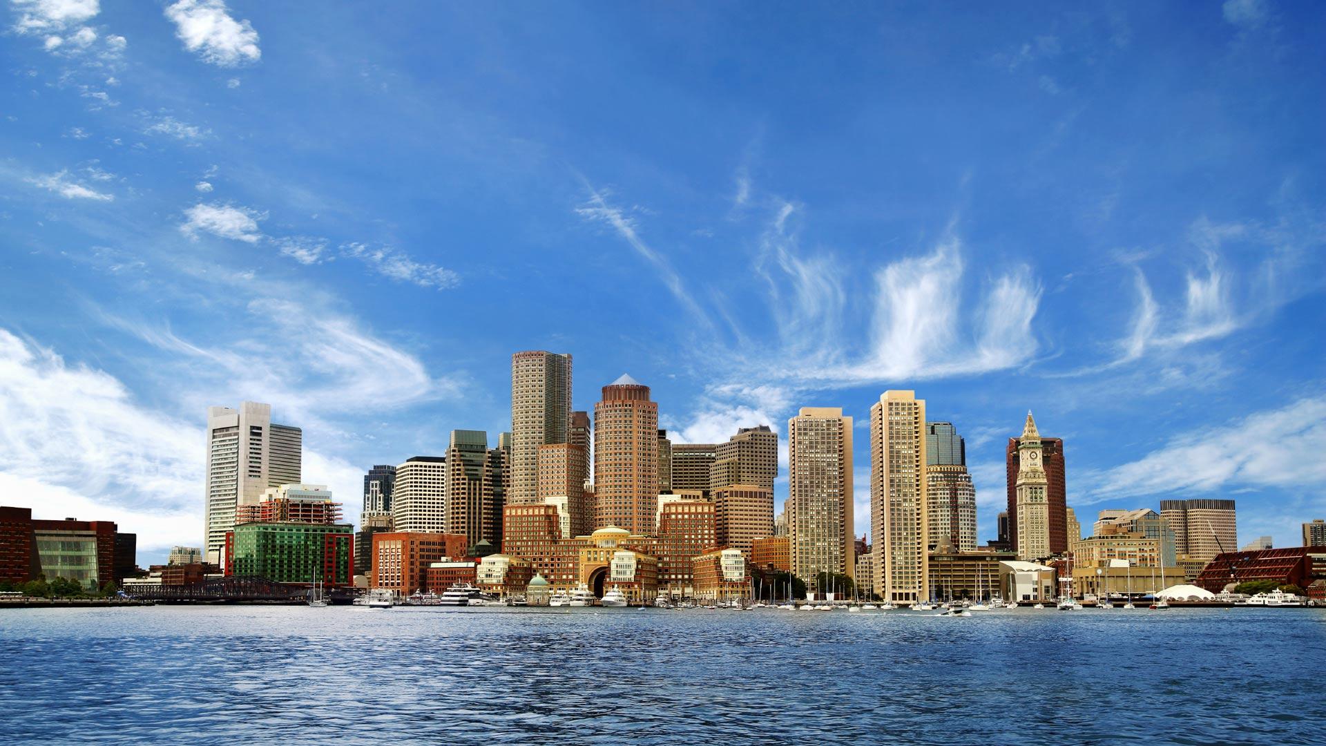 Boston et Salem à l