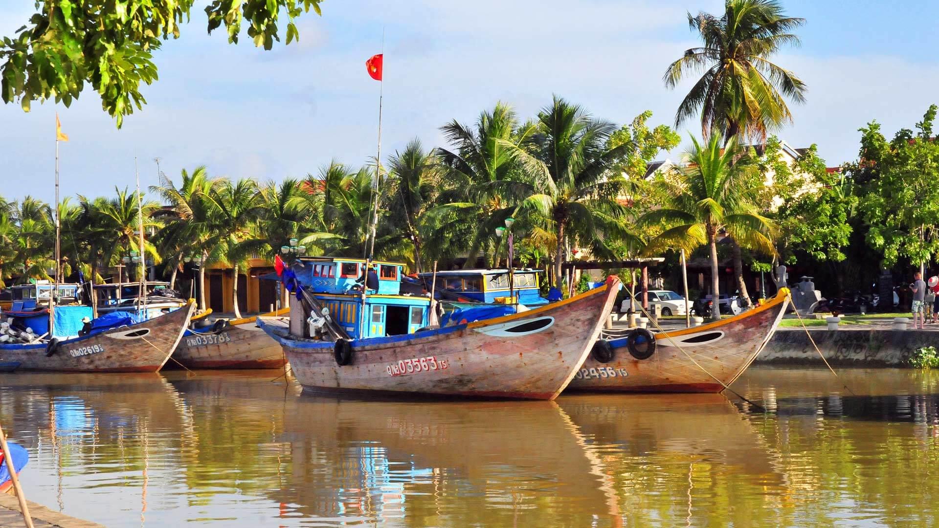 Couleurs du Vietnam et du Cambodge