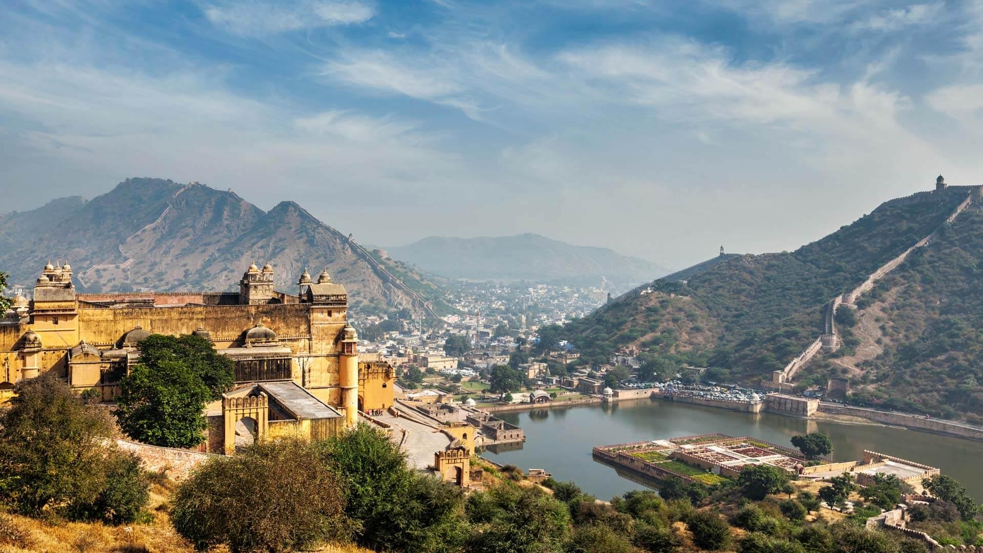 Inde du nord, pays des Maharajas