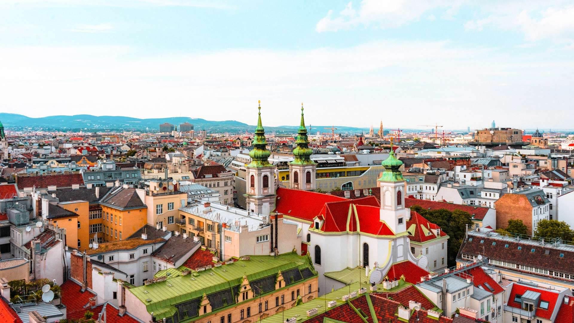 Croisière sur le Danube et Prague