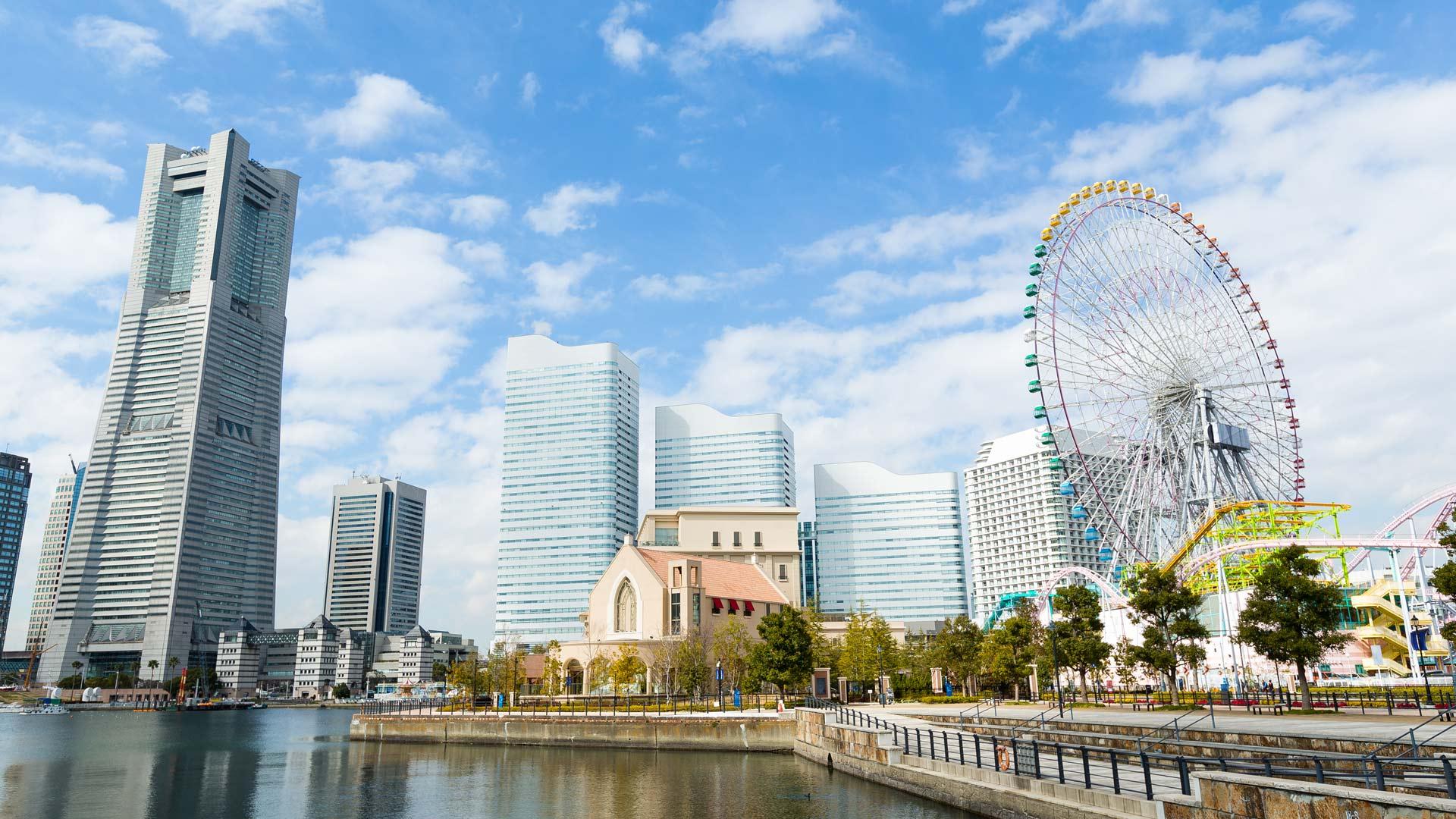 Croisière au Japon