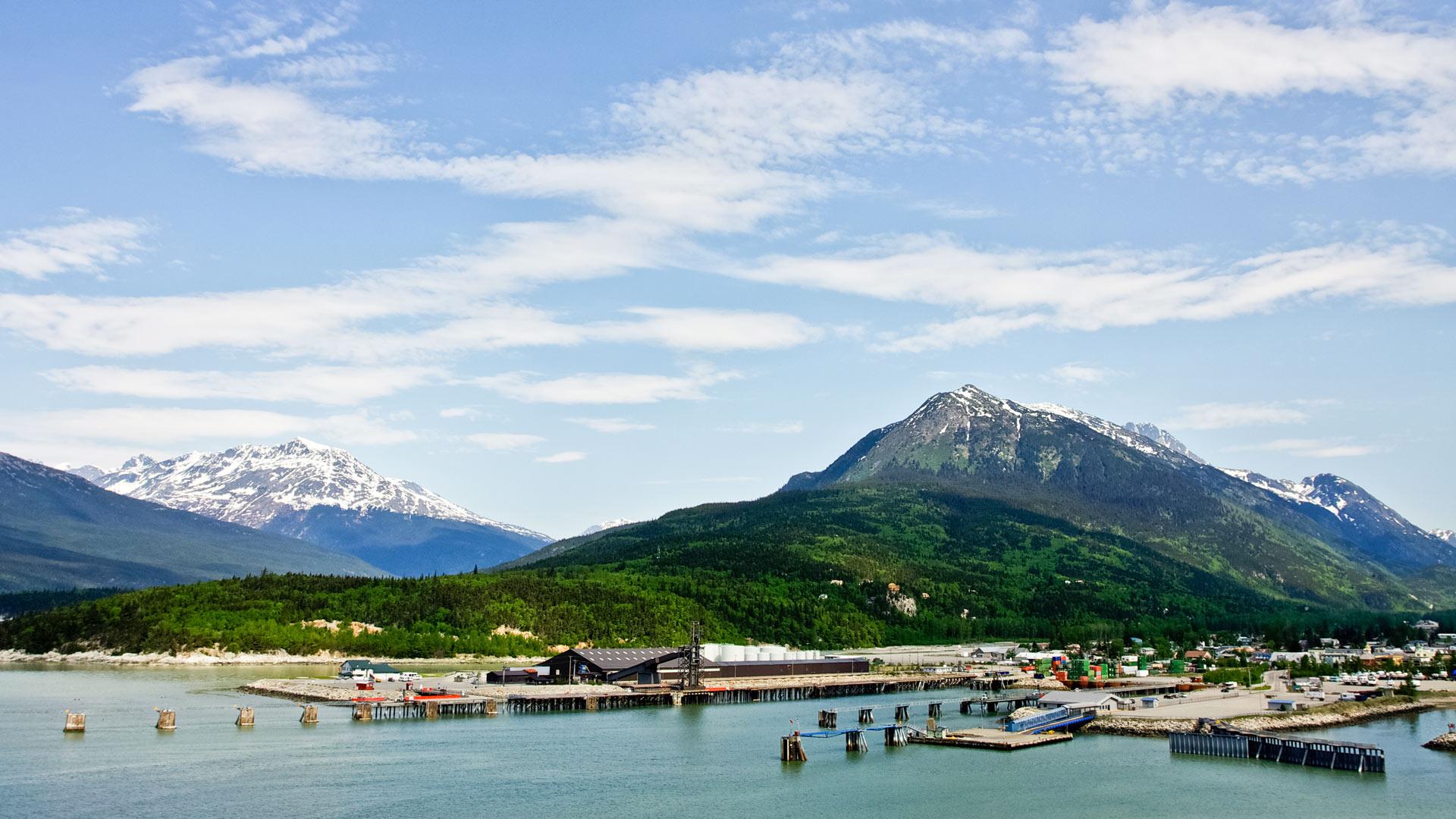 Croisière en Alaska