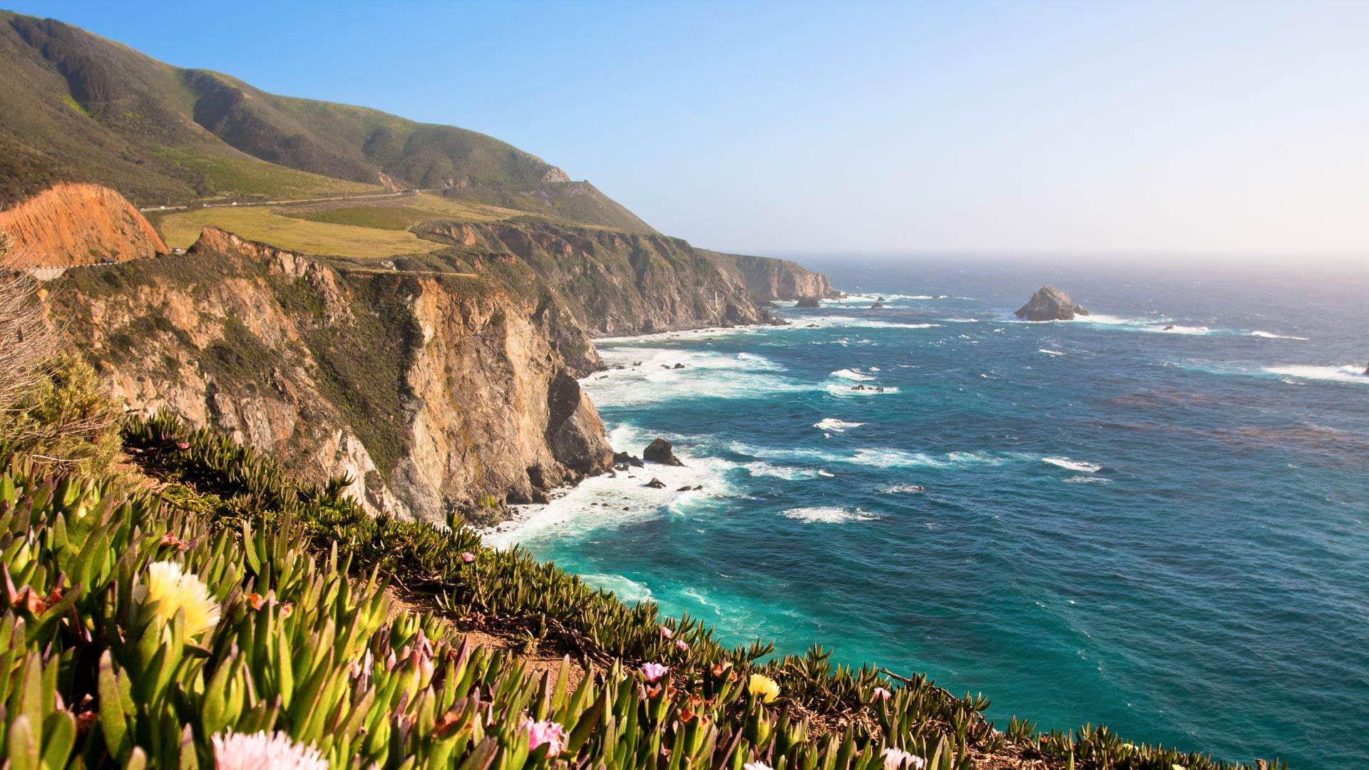 Croisière sur la côte du Pacifique