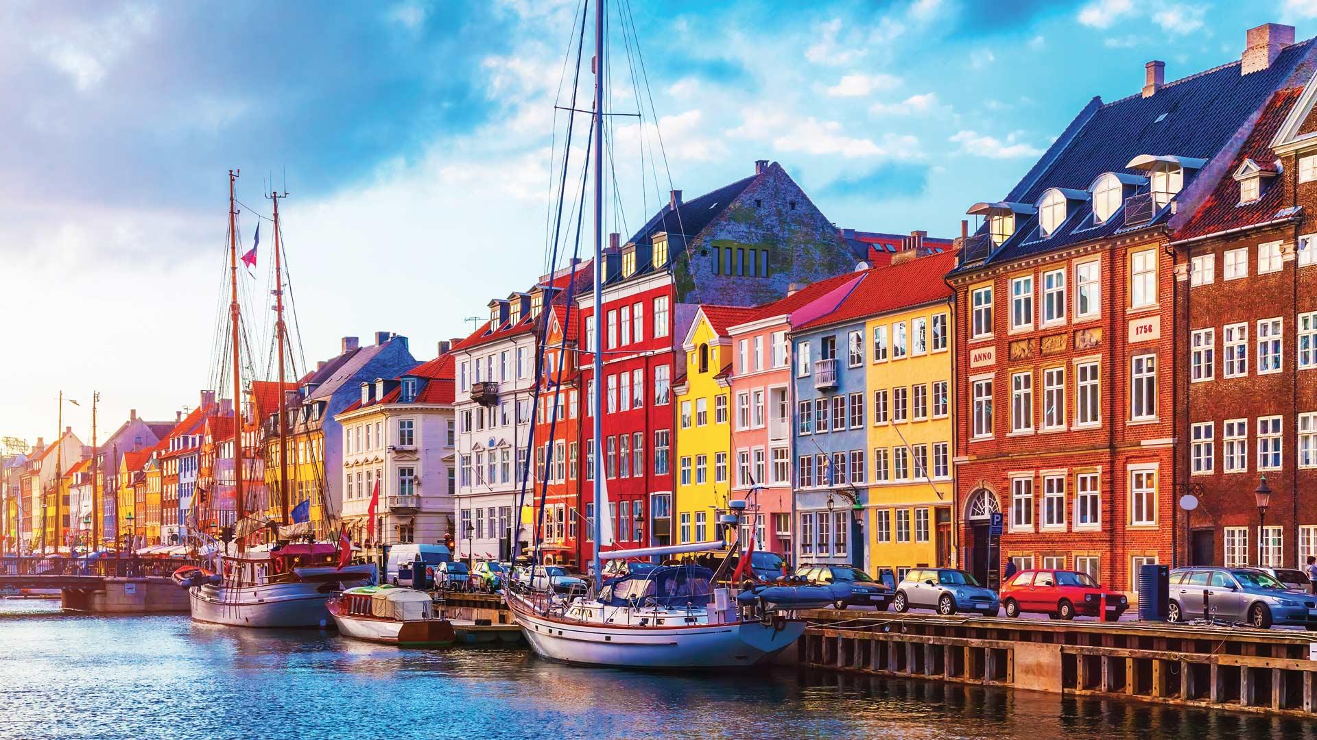 Croisière sur la mer Baltique