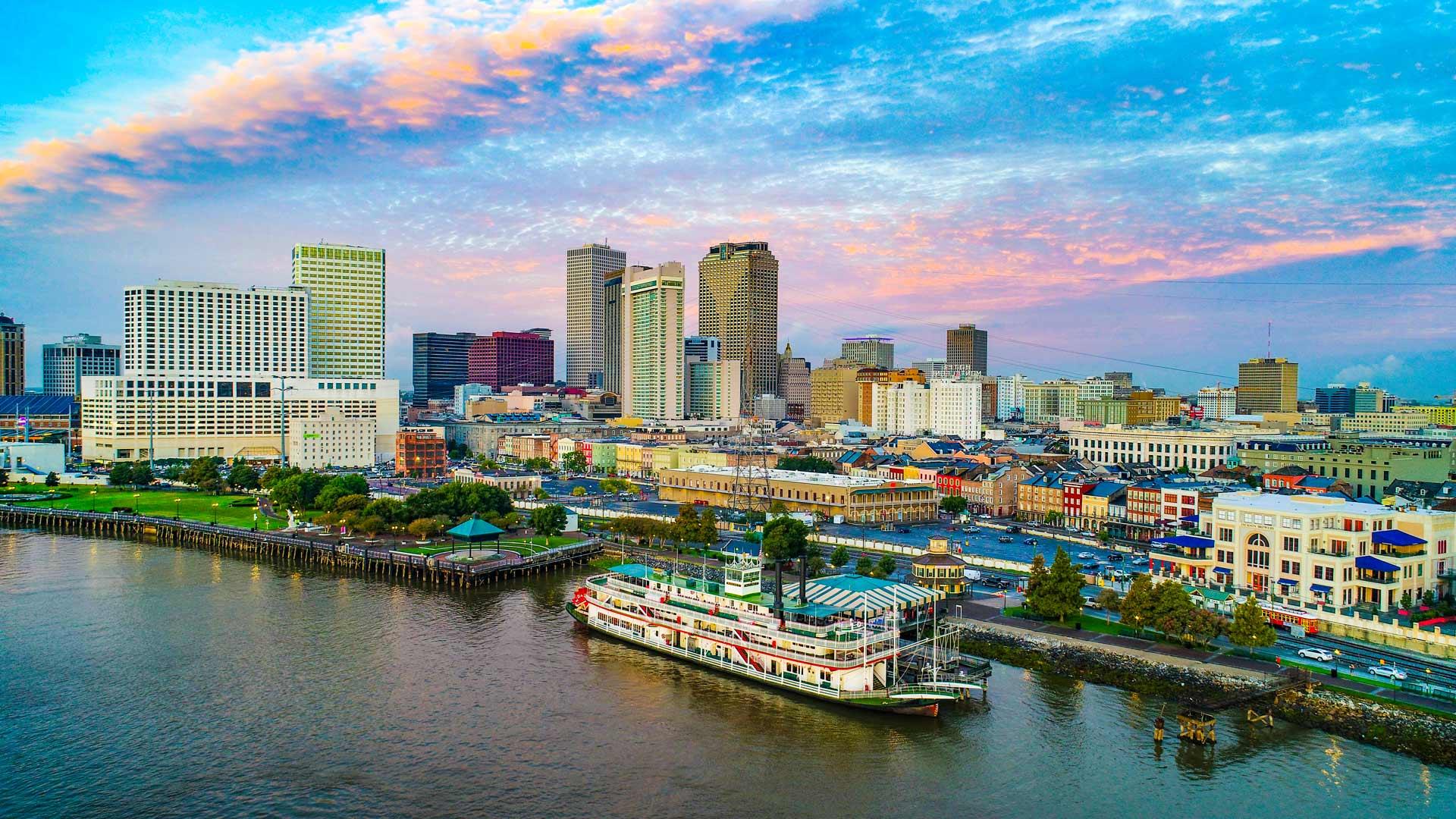 Duo Nouvelle-Orléans et Caraïbes de l