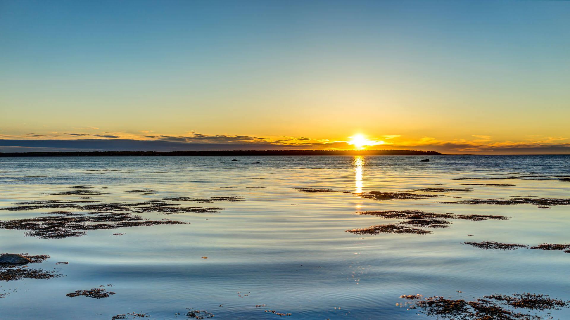 La Gaspésie, entre mer et montagnes