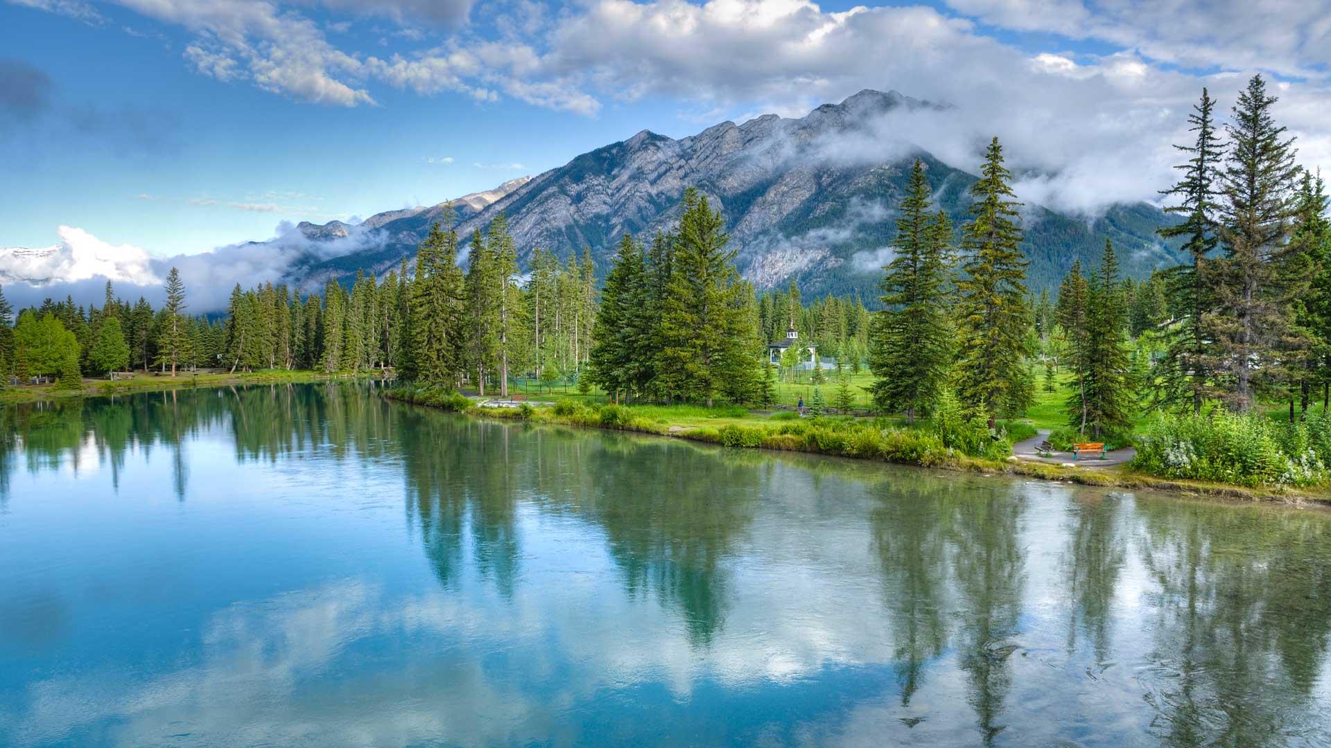 Tournée express des Rocheuses Canadiennes: de Banff à Jasper