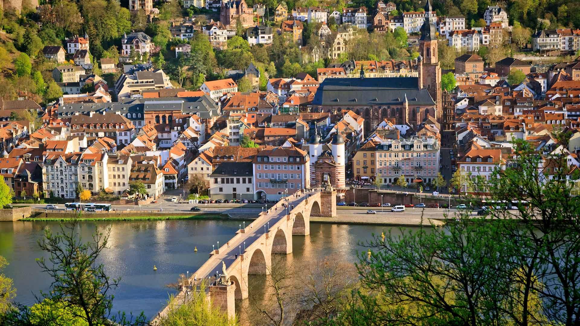 Croisière randonnée dans la vallée du Rhin