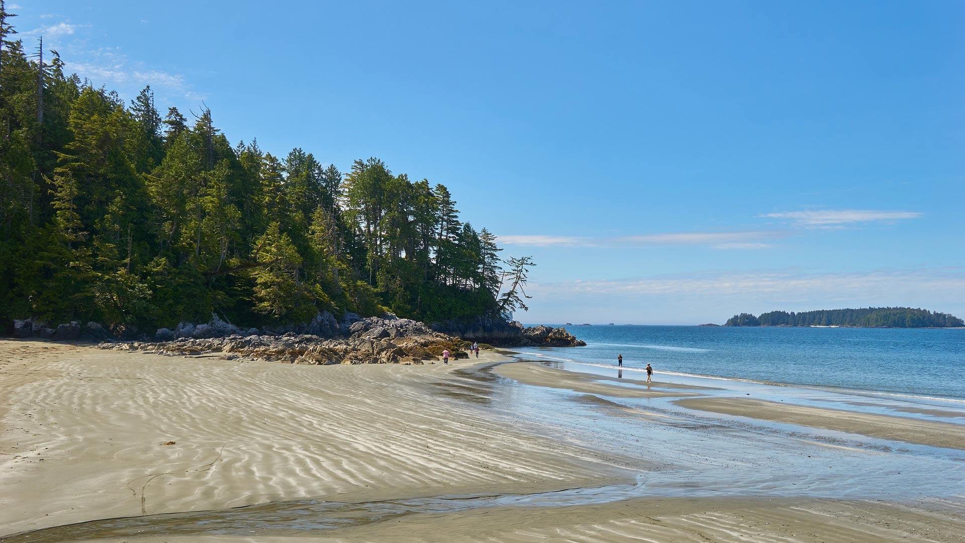 Vancouver et Tofino, séjour contraste entre montagnes et océan