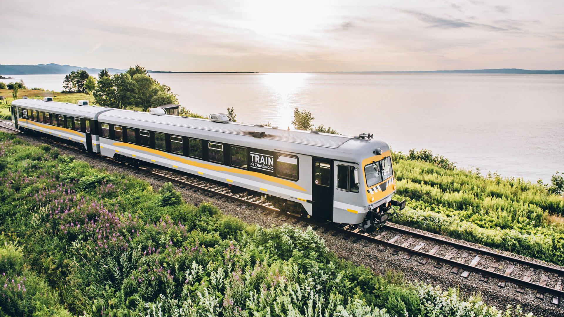 Escapade de rêve dans Charlevoix: le Train de Charlevoix et Fairmont le Manoir Richelieu