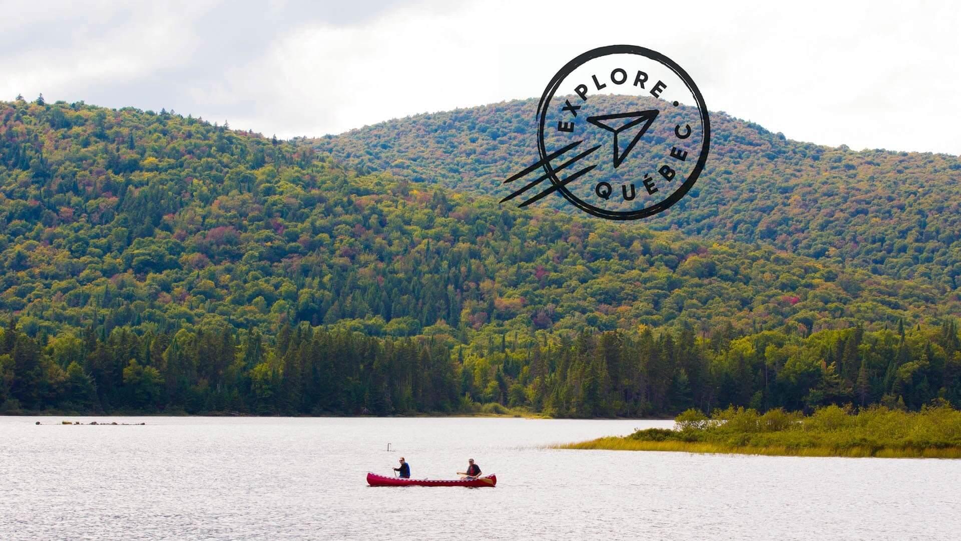 La route des Explorateurs: Laurentides, Abitibi-Témiscamingue et Outaouais