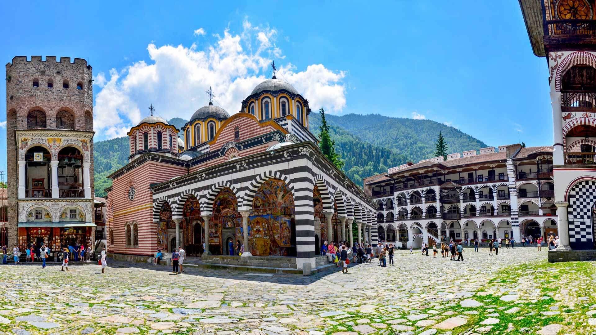 Bulgarie et Roumanie