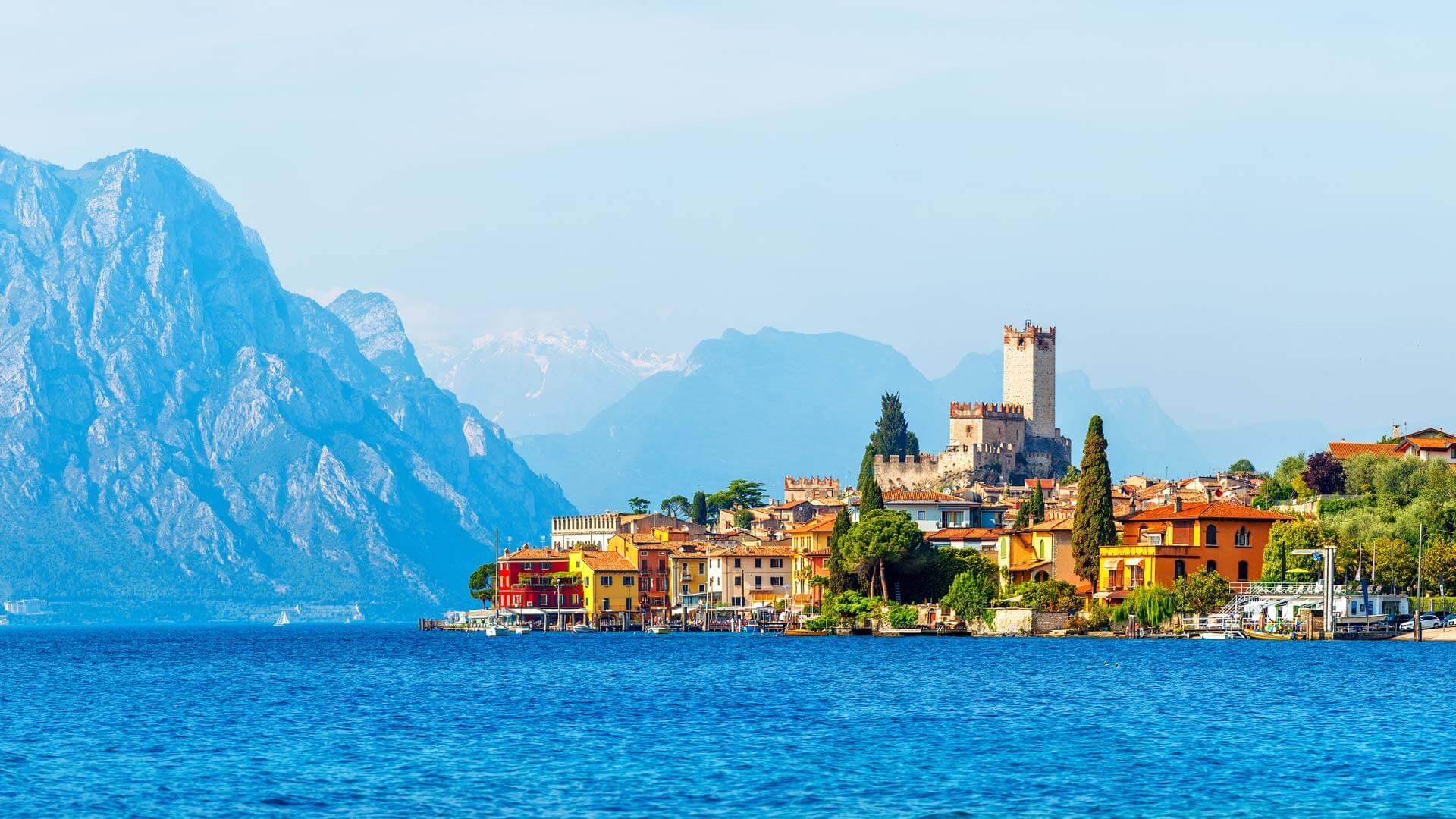 Circuit et croisière en Italie du Nord