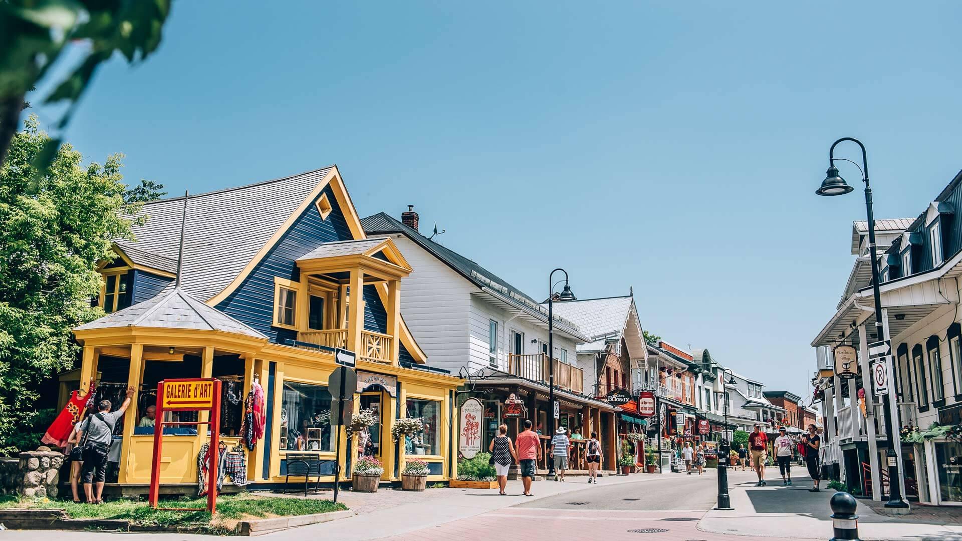 Le train de Charlevoix en toute liberté: Vivez le rêve de Québec à La Malbaie