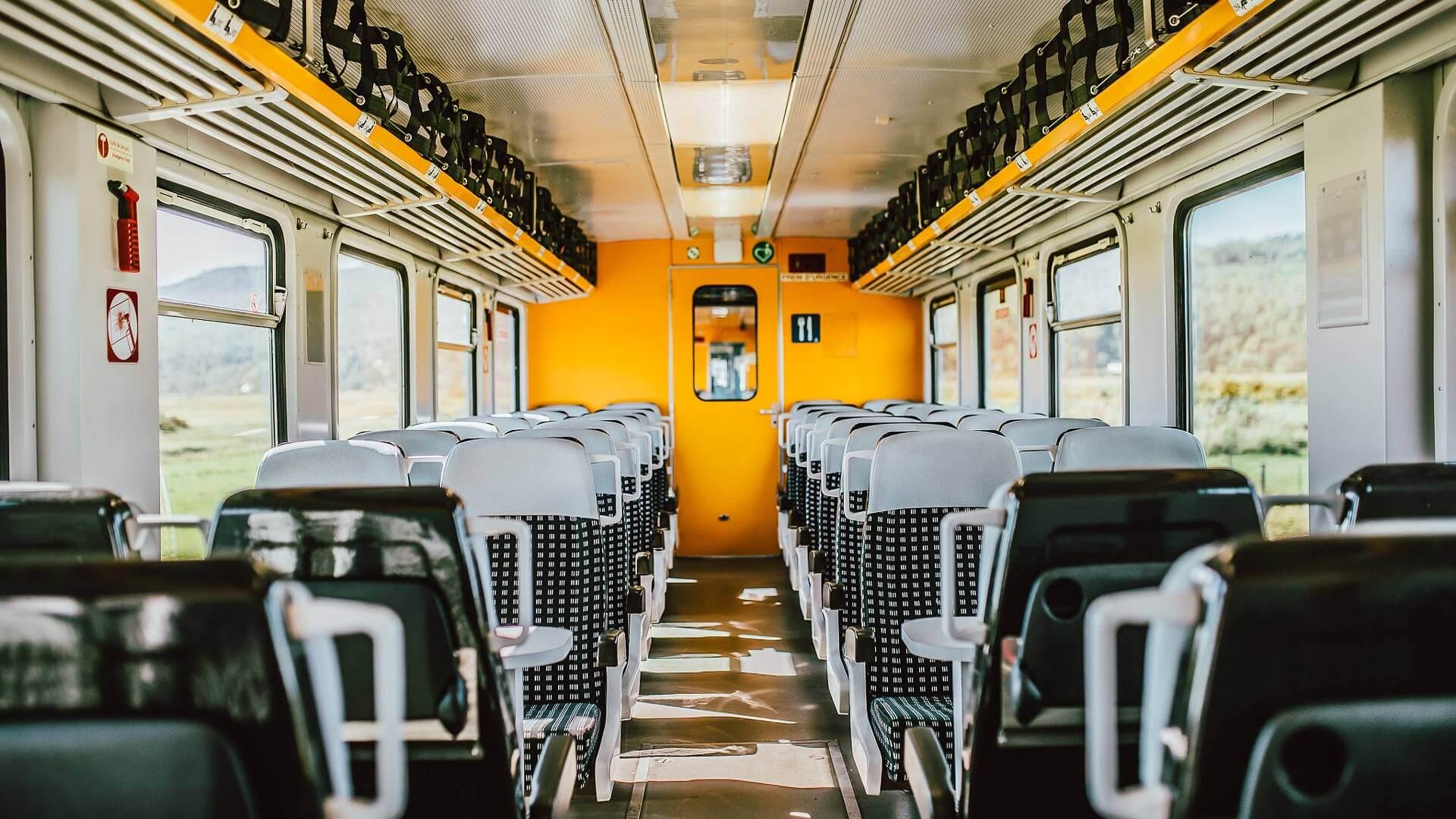 Le Train de Charlevoix, de Québec à Baie-Saint-Paul: Charlevoix à son meilleur