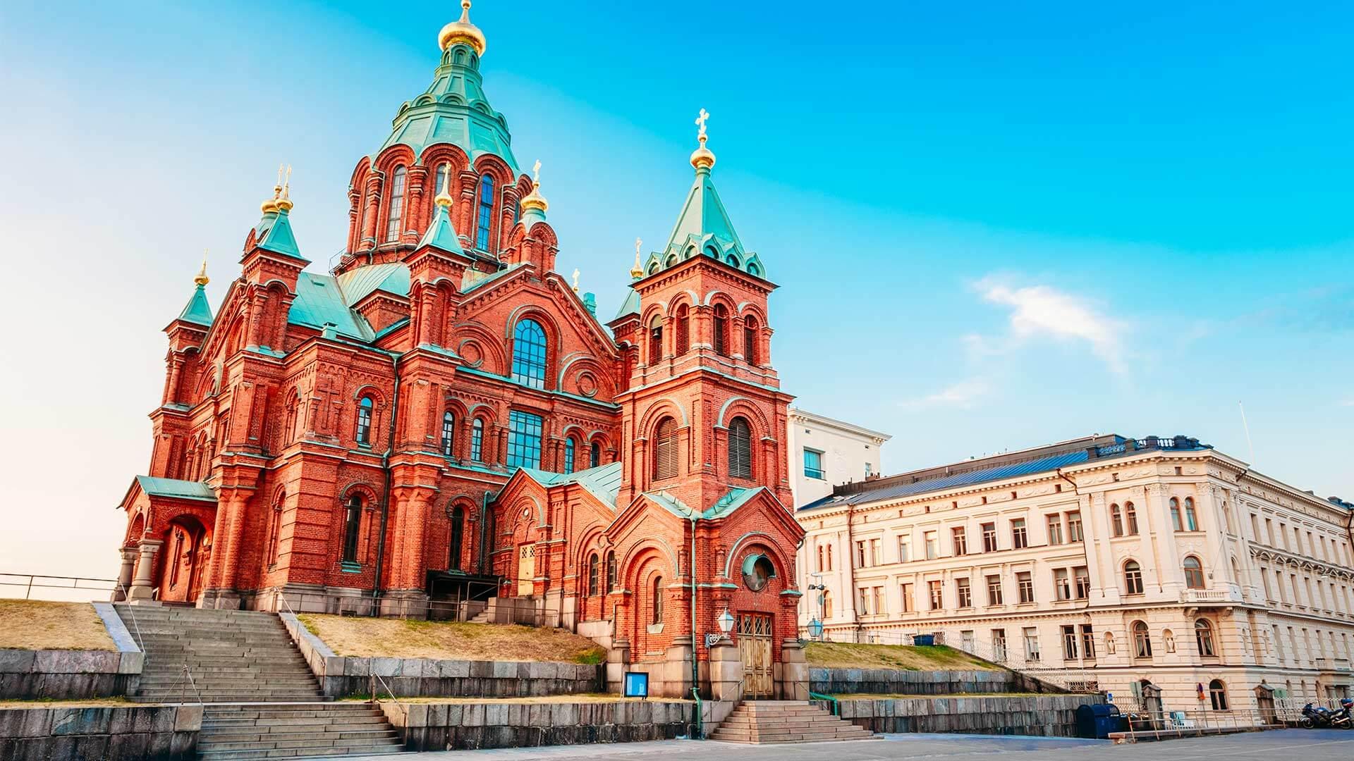 Duo Russie et Pologne en croisière