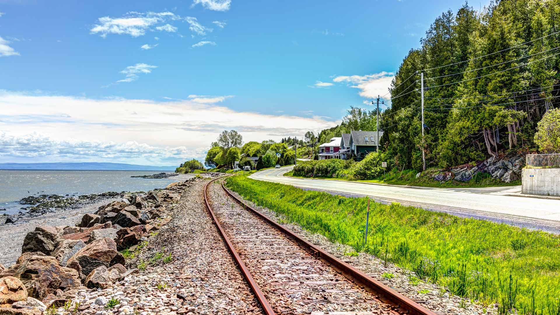 Québec et Charlevoix en liberté: «Road trip» de luxe en Can-Am Spyder