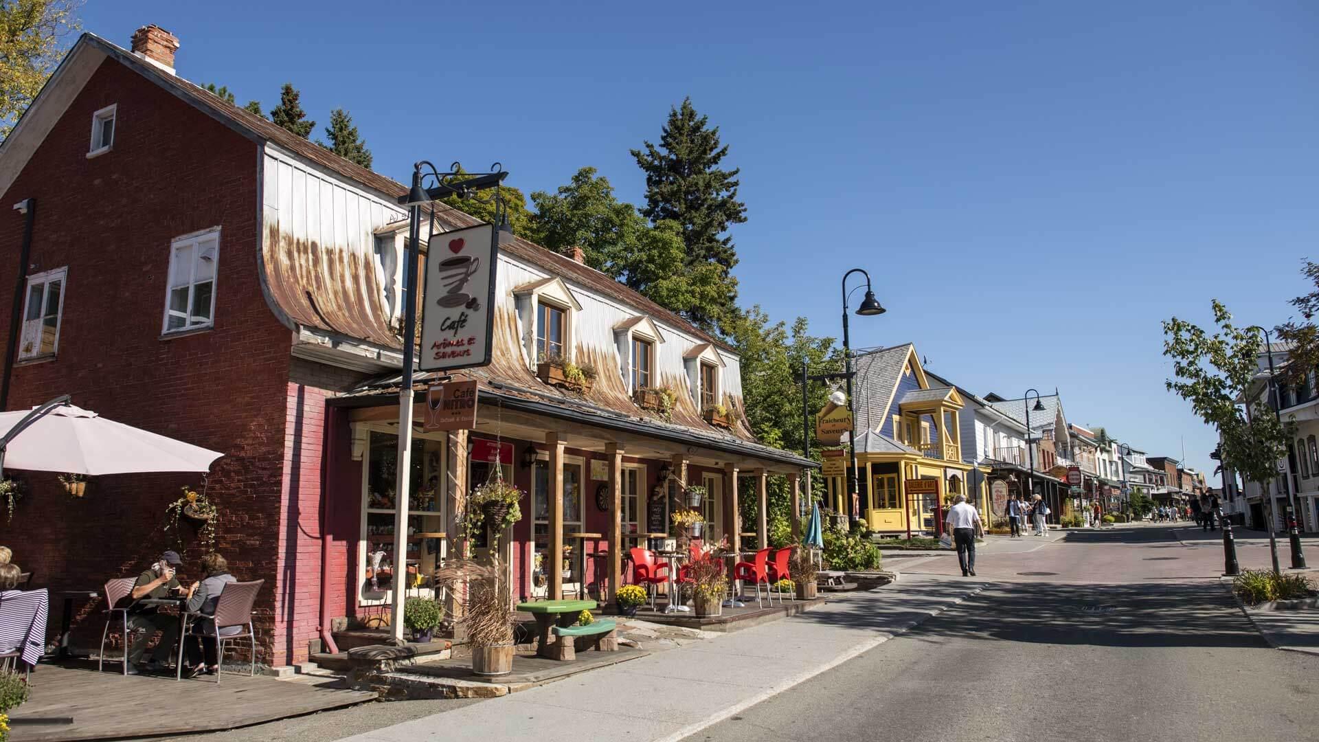 Virée de Charlevoix au Saint-Laurent, entre sommets, terroir et cétacés
