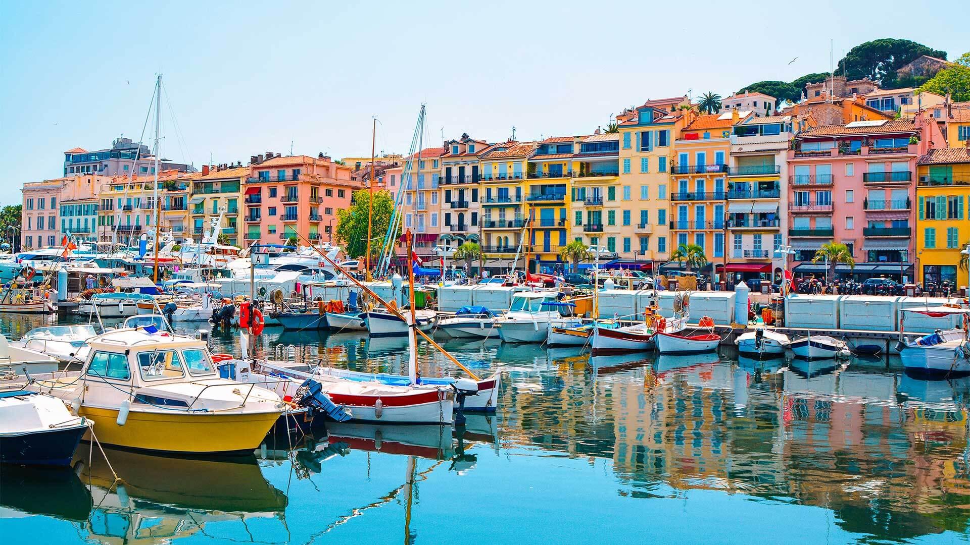 Espagne, France et Italie en croisière
