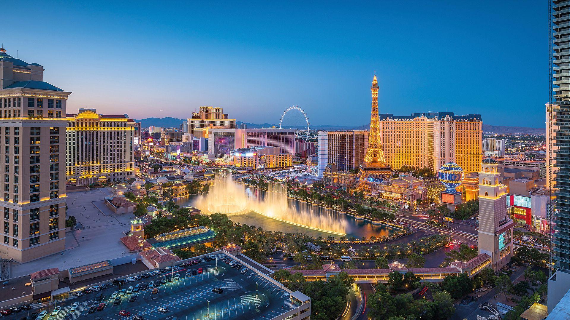 Las Vegas express